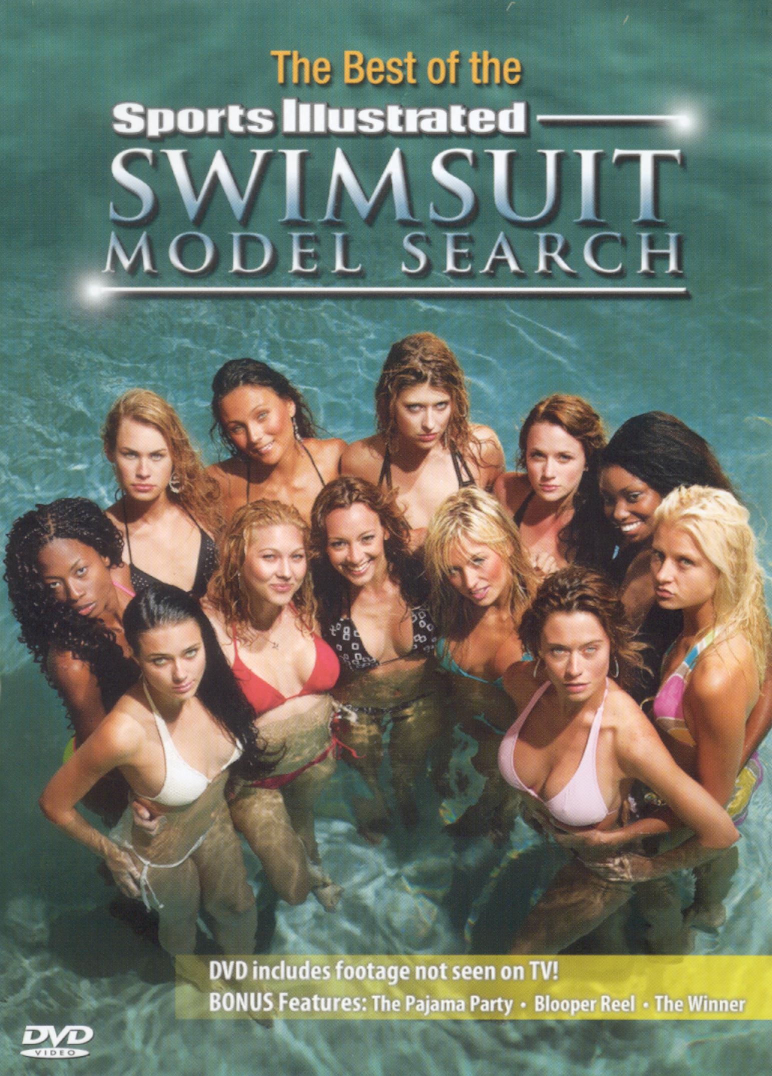 The Best of the Sports Illustrated Swimsuit Model Search