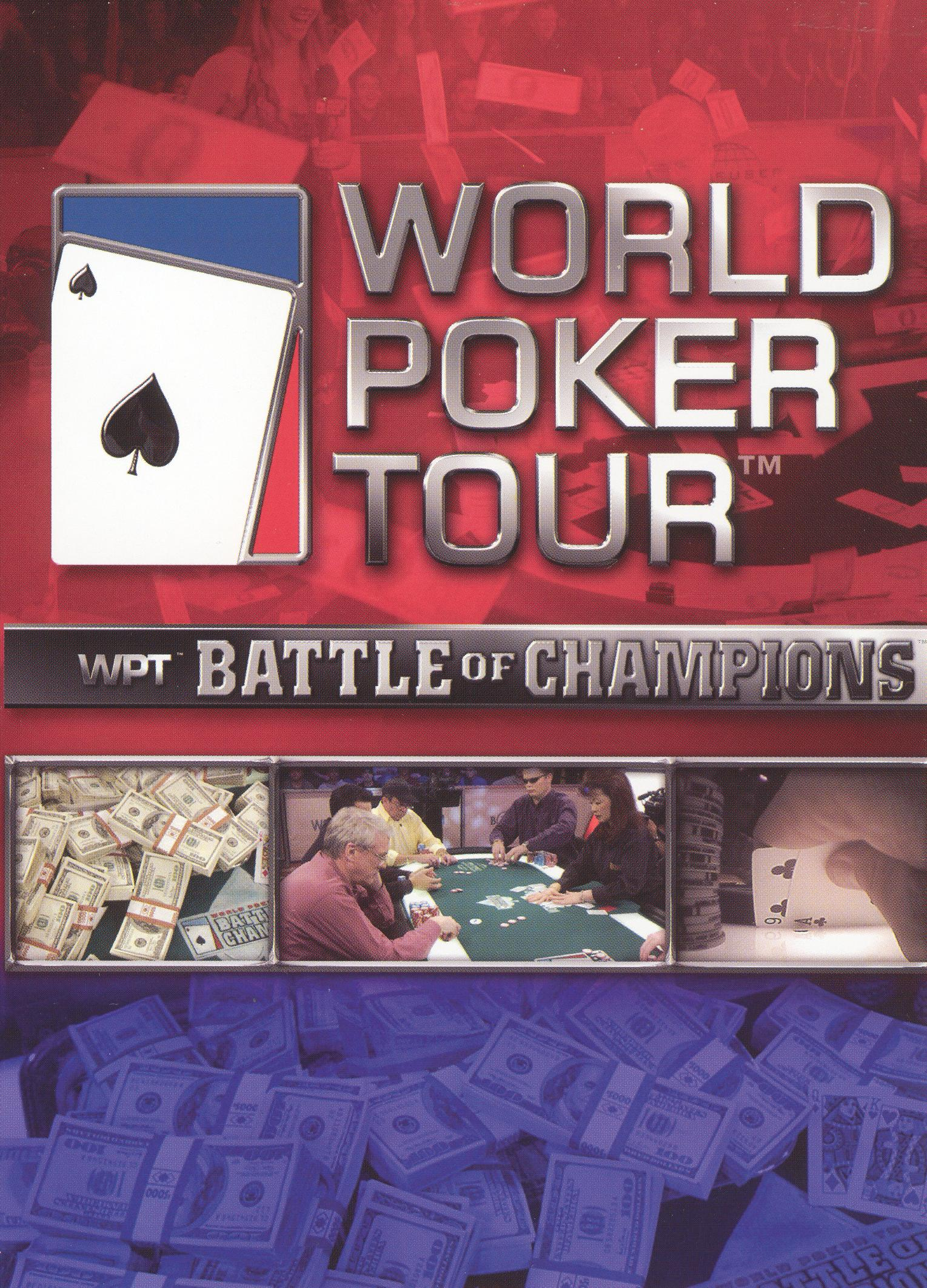World Poker Tour: WPT Battle of Champions