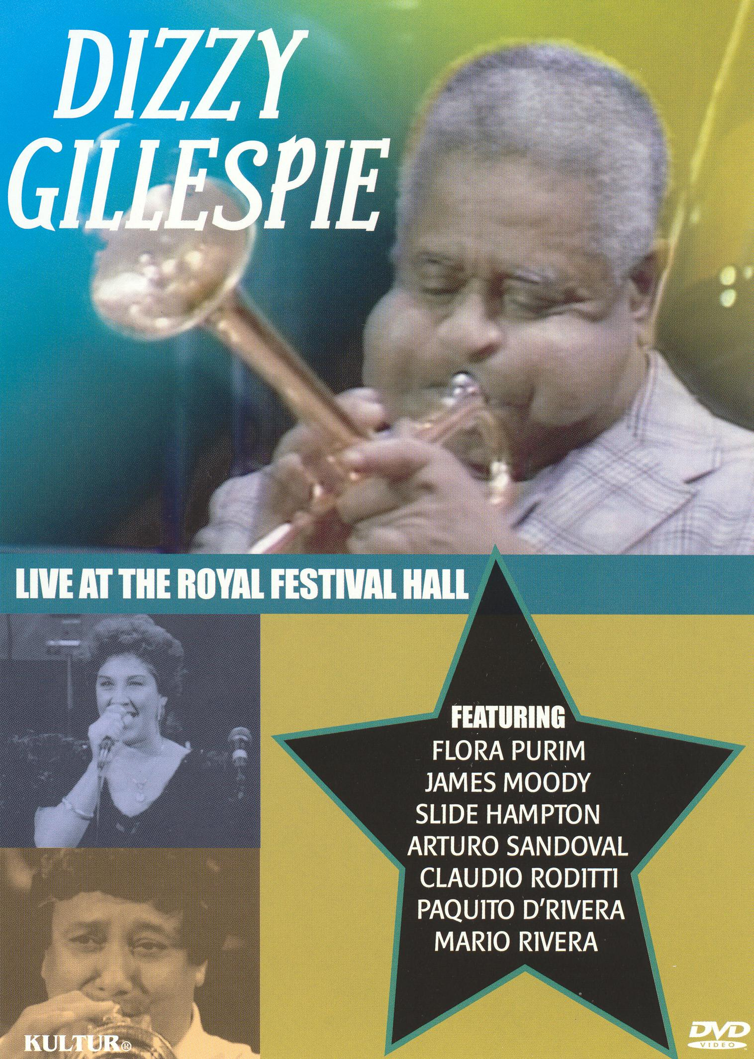 Dizzy Gillespie: Live in London