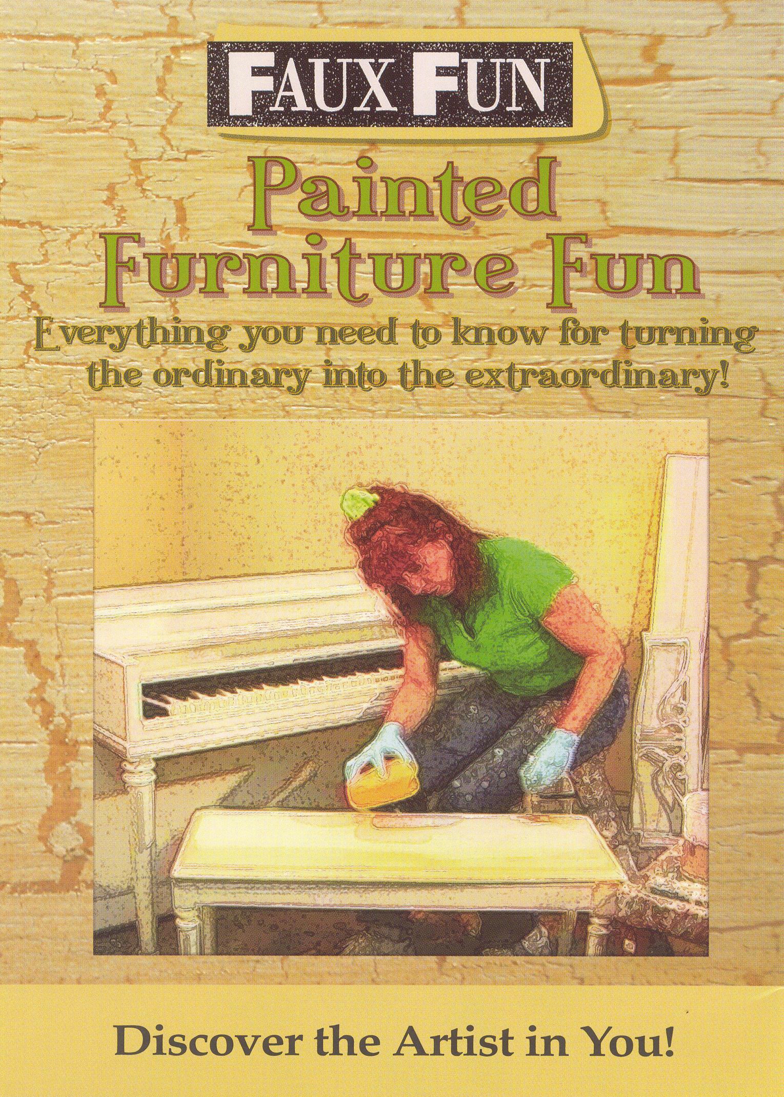 Faux Fun: Painted Furniture Fun