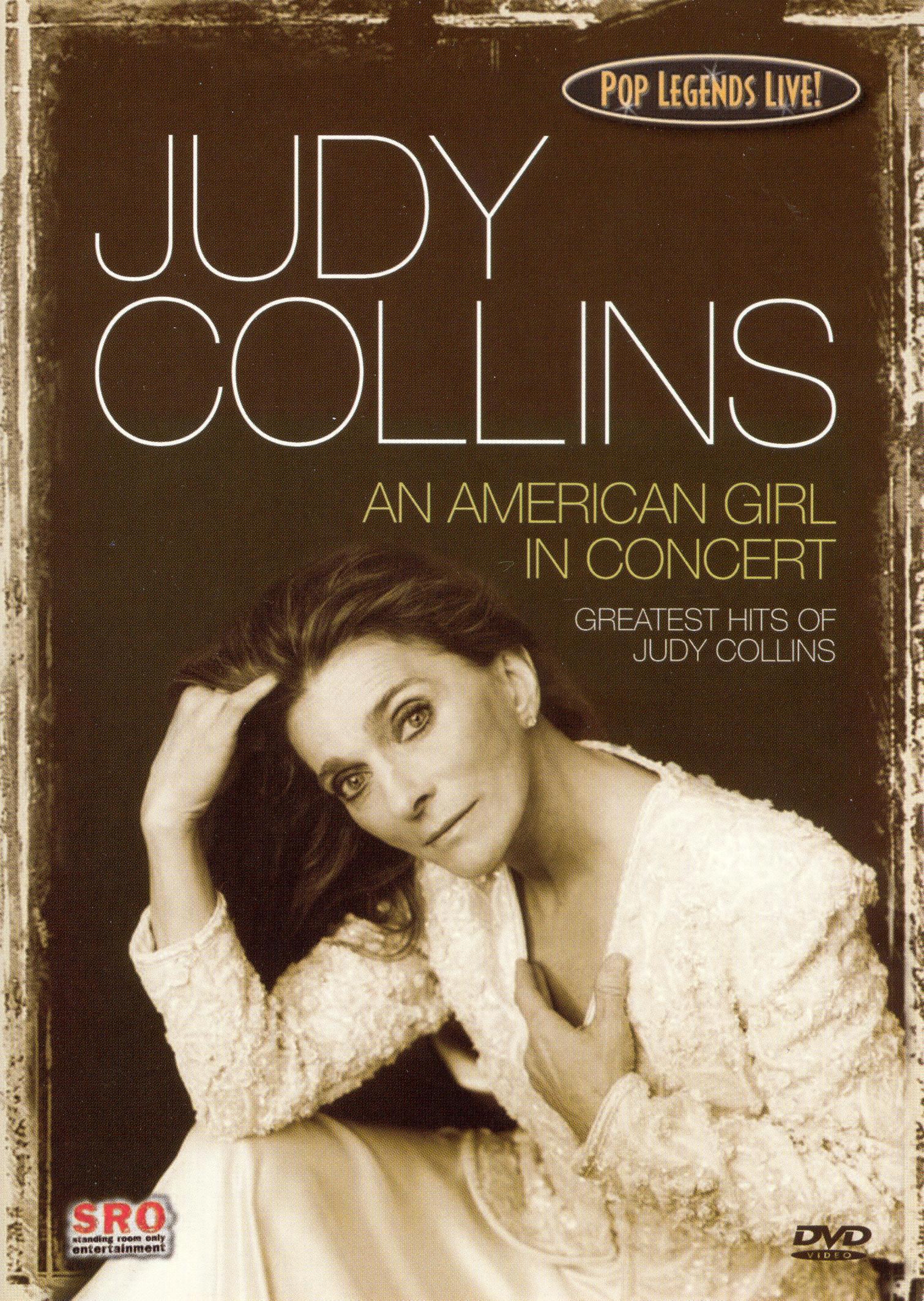 Judy Collins: Pop Legends Live