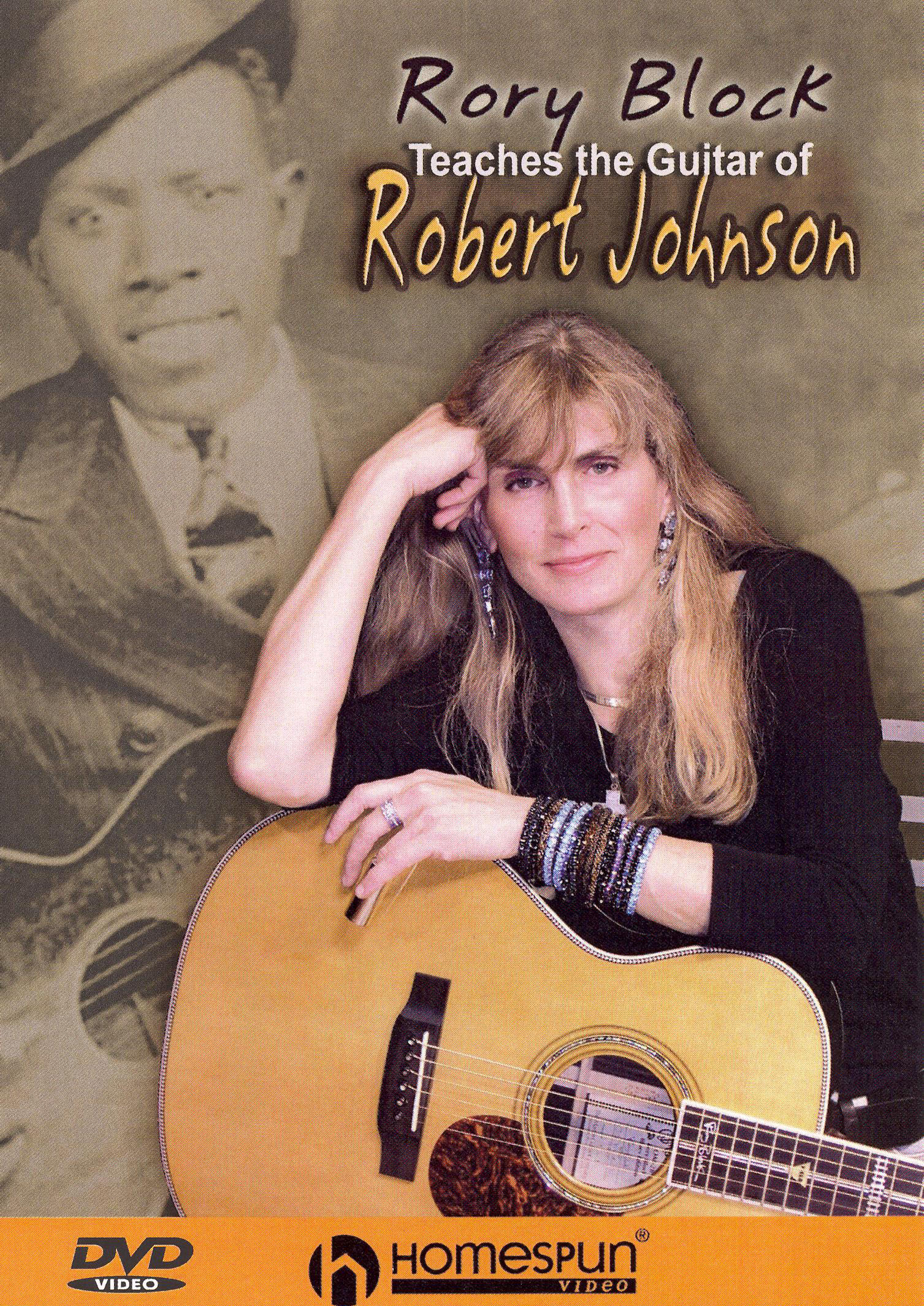 Rory Block Teaches the Guitar of Robert Johnson