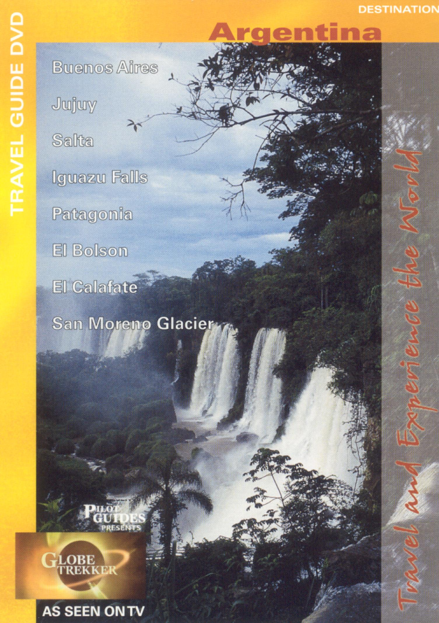 globe trekker argentina releases allmovie