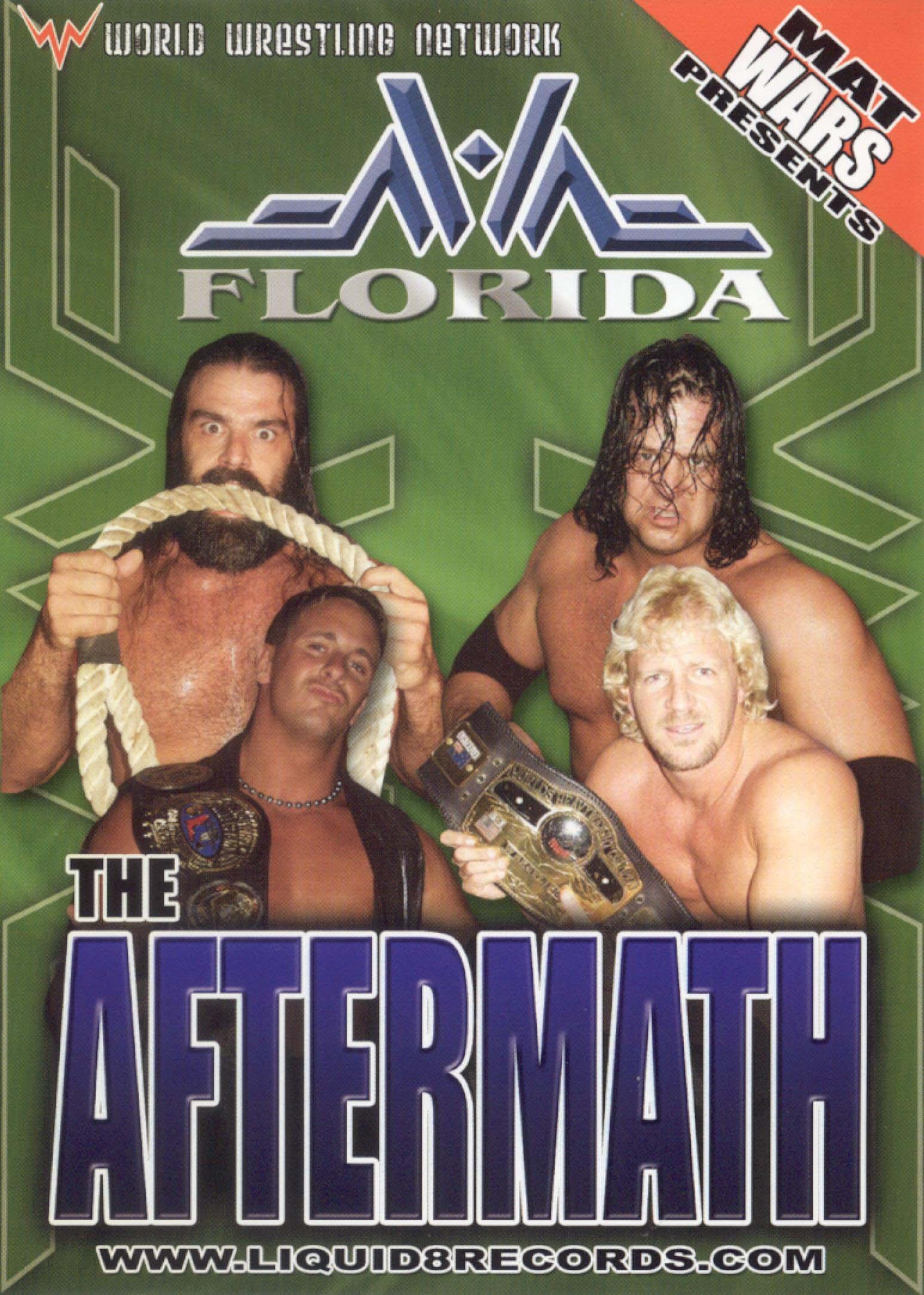 Mat Wars: NWA Florida Afternath