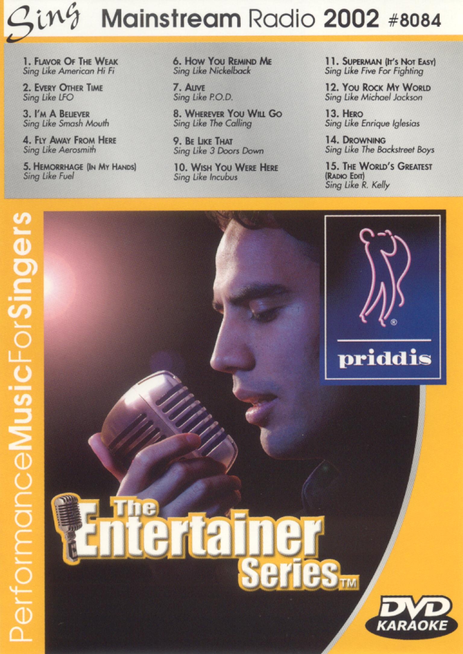 Mainstream Radio 2002