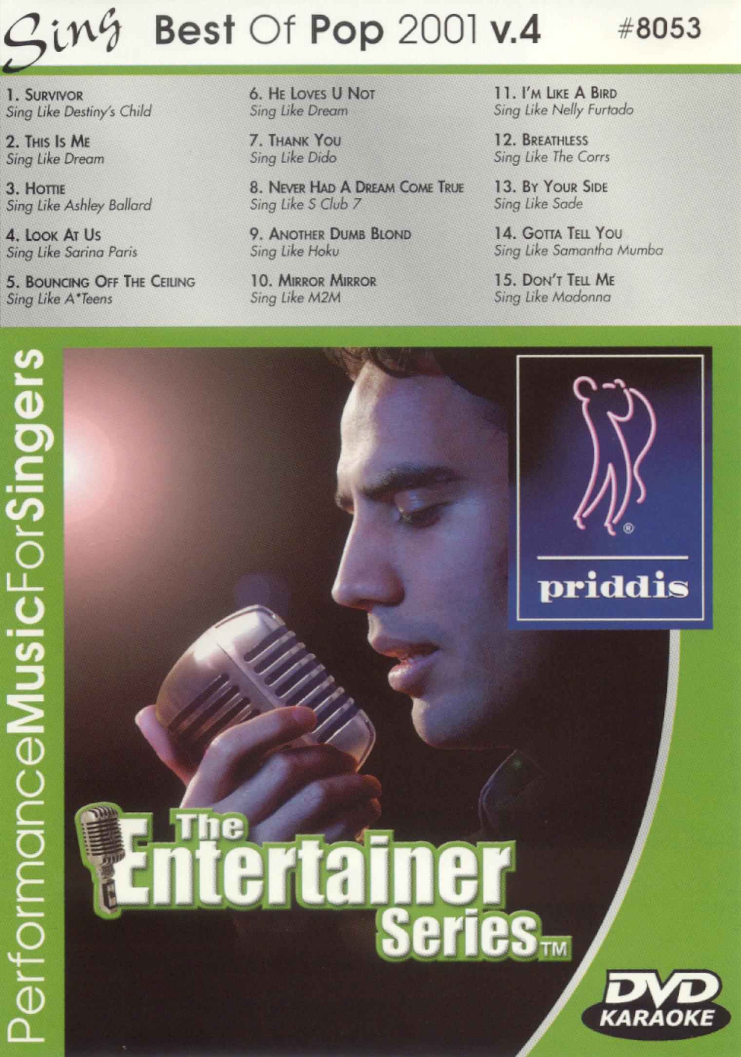 Best of Pop 2001, Vol. 4