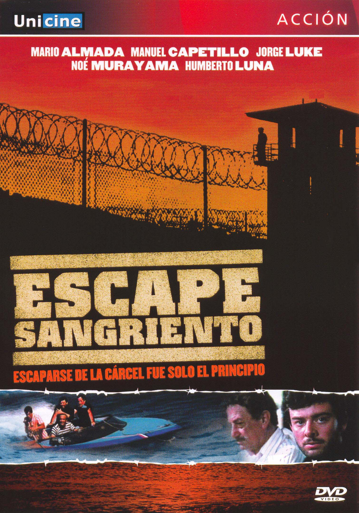 Escape Sangriento