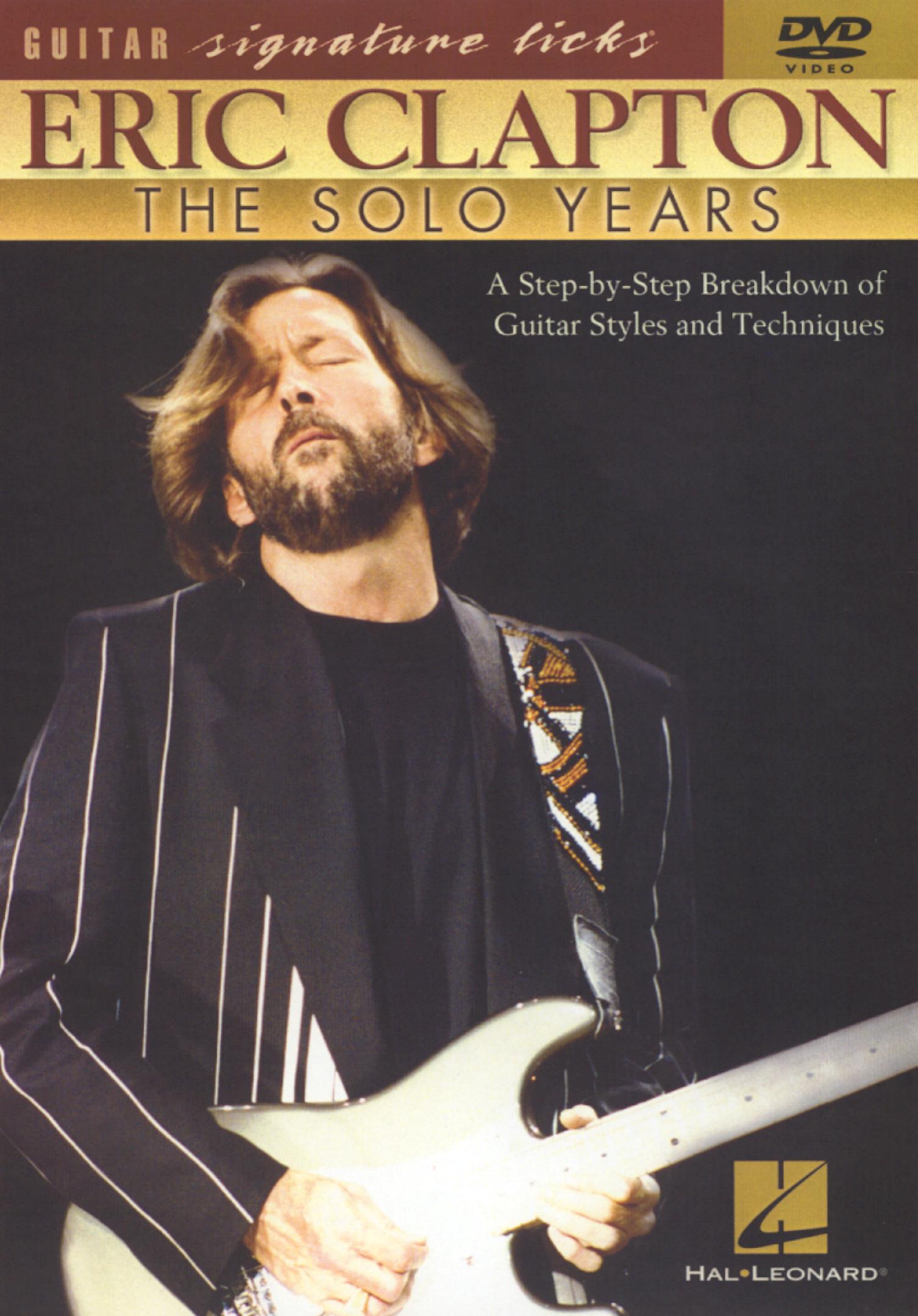 Eric Clapton: Clapton Solo Years