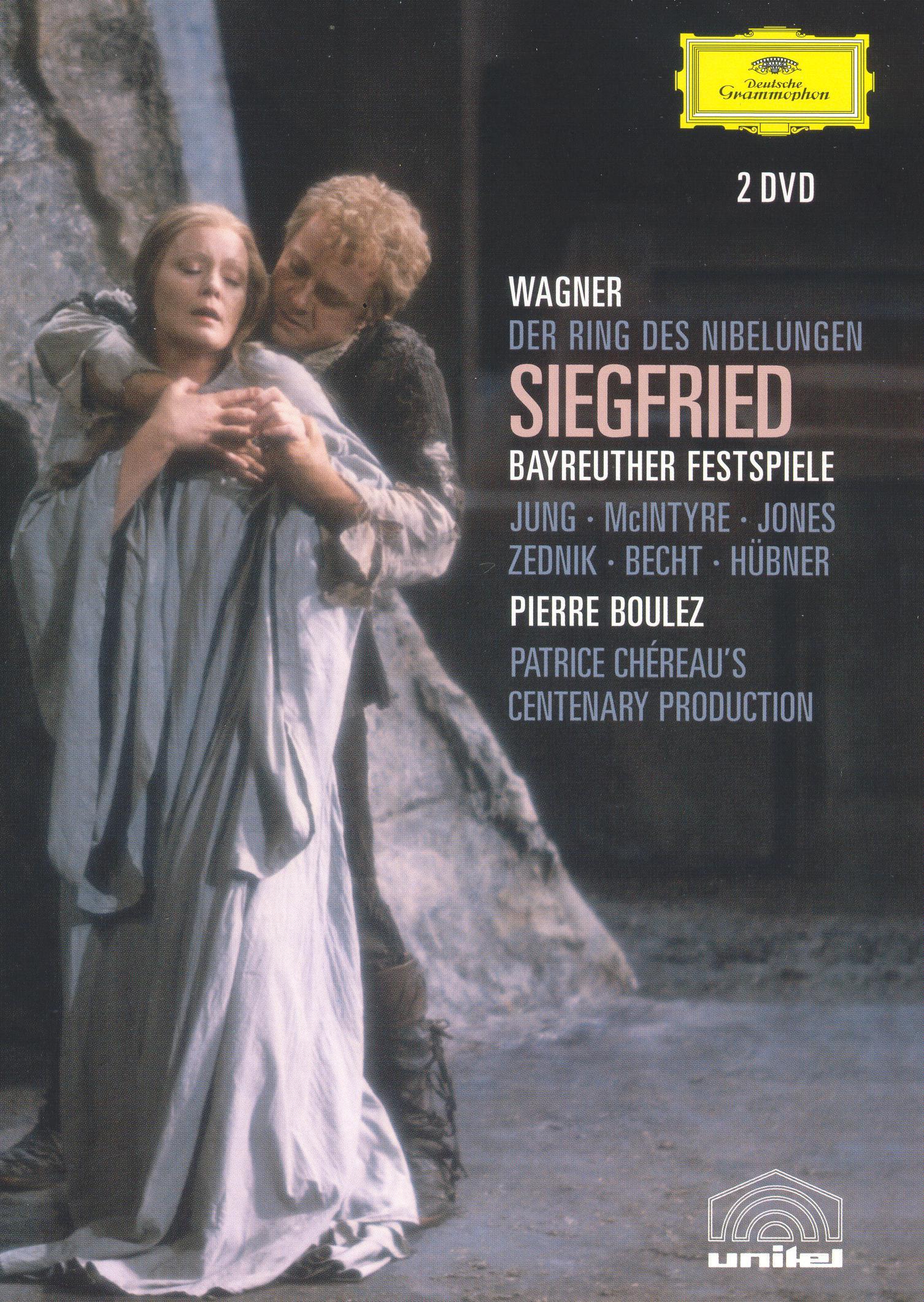Der Ring des Nibelnugen: Siegfried