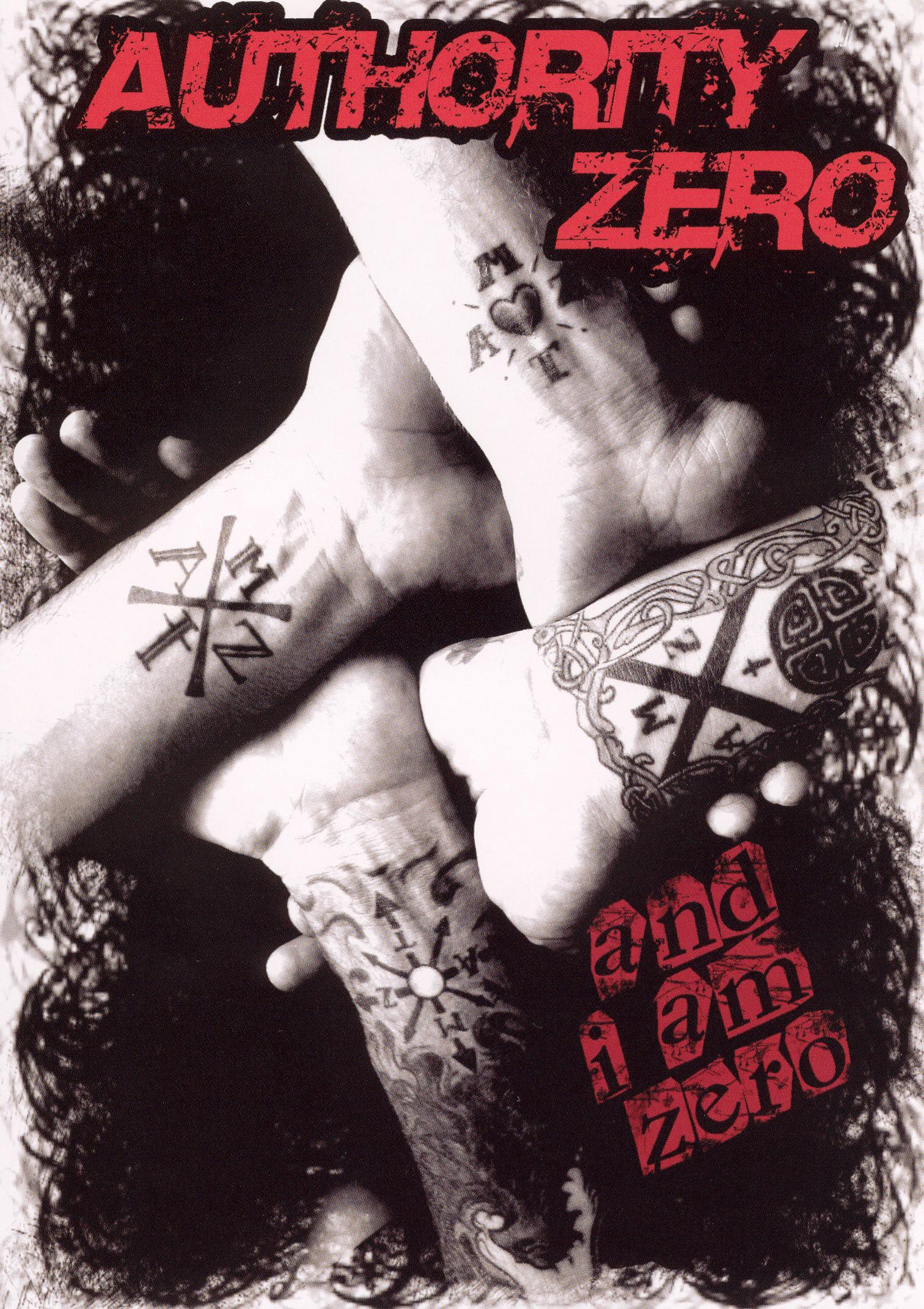 Authority Zero: And I Am Zero