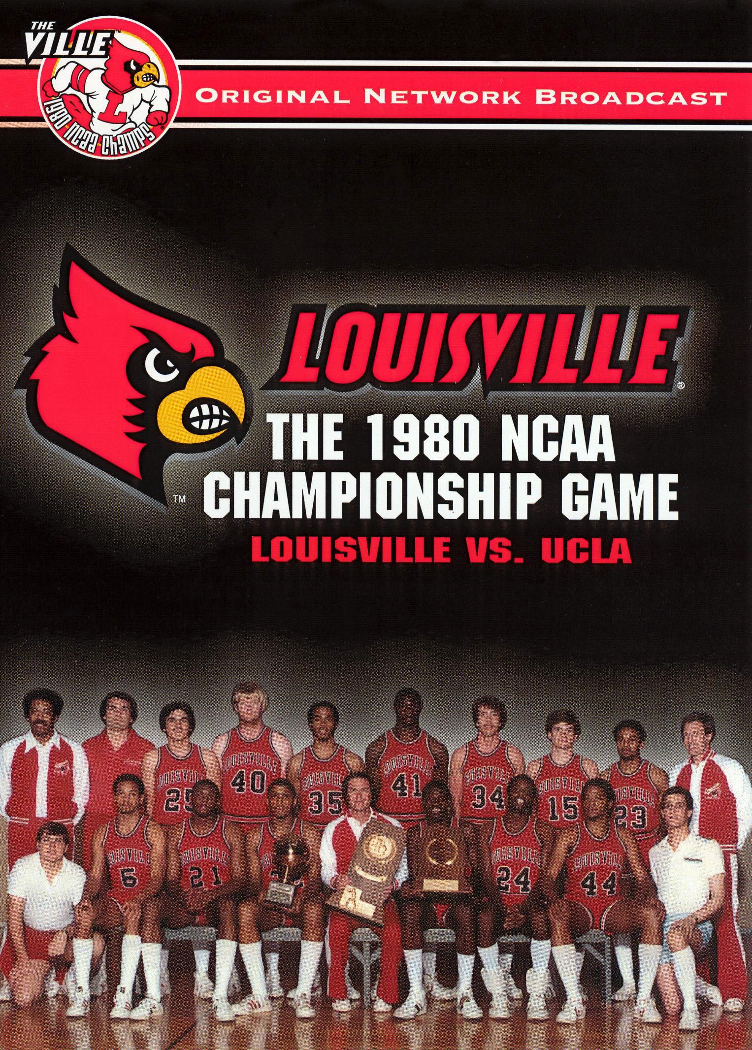 The 1980 NCAA Championship Game - Louisville vs UCLA
