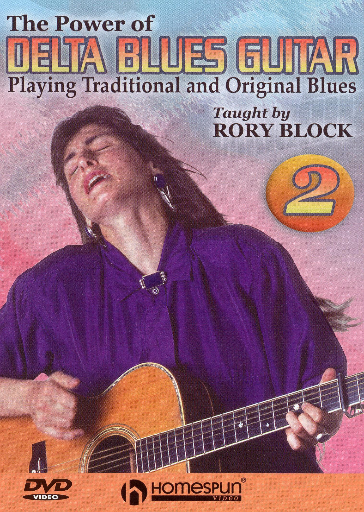 The Power of Delta Blues Guitar, Vol. 2