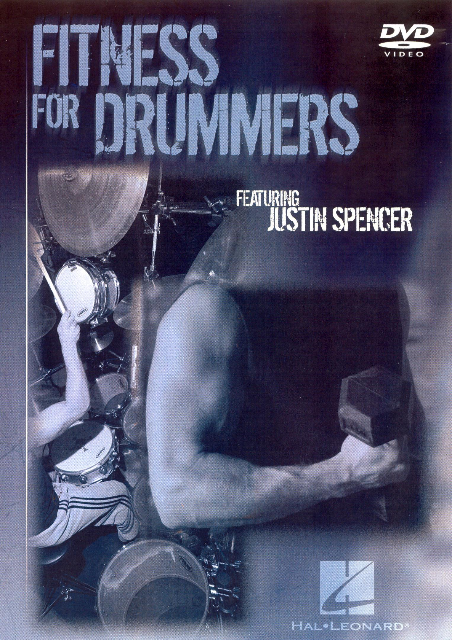 Justin Spencer: Fitness for Drummers