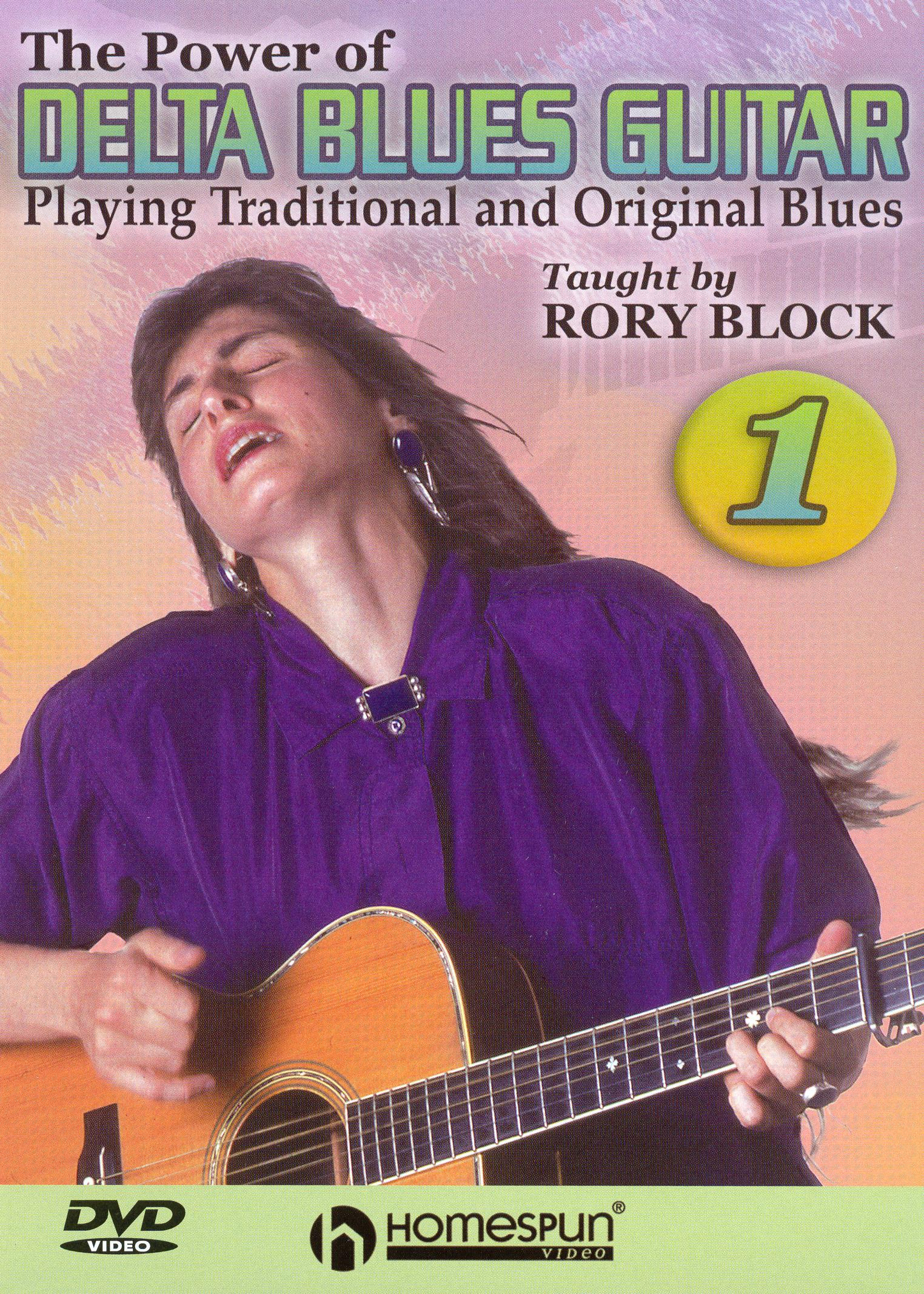 The Power of Delta Blues Guitar, Vol. 1