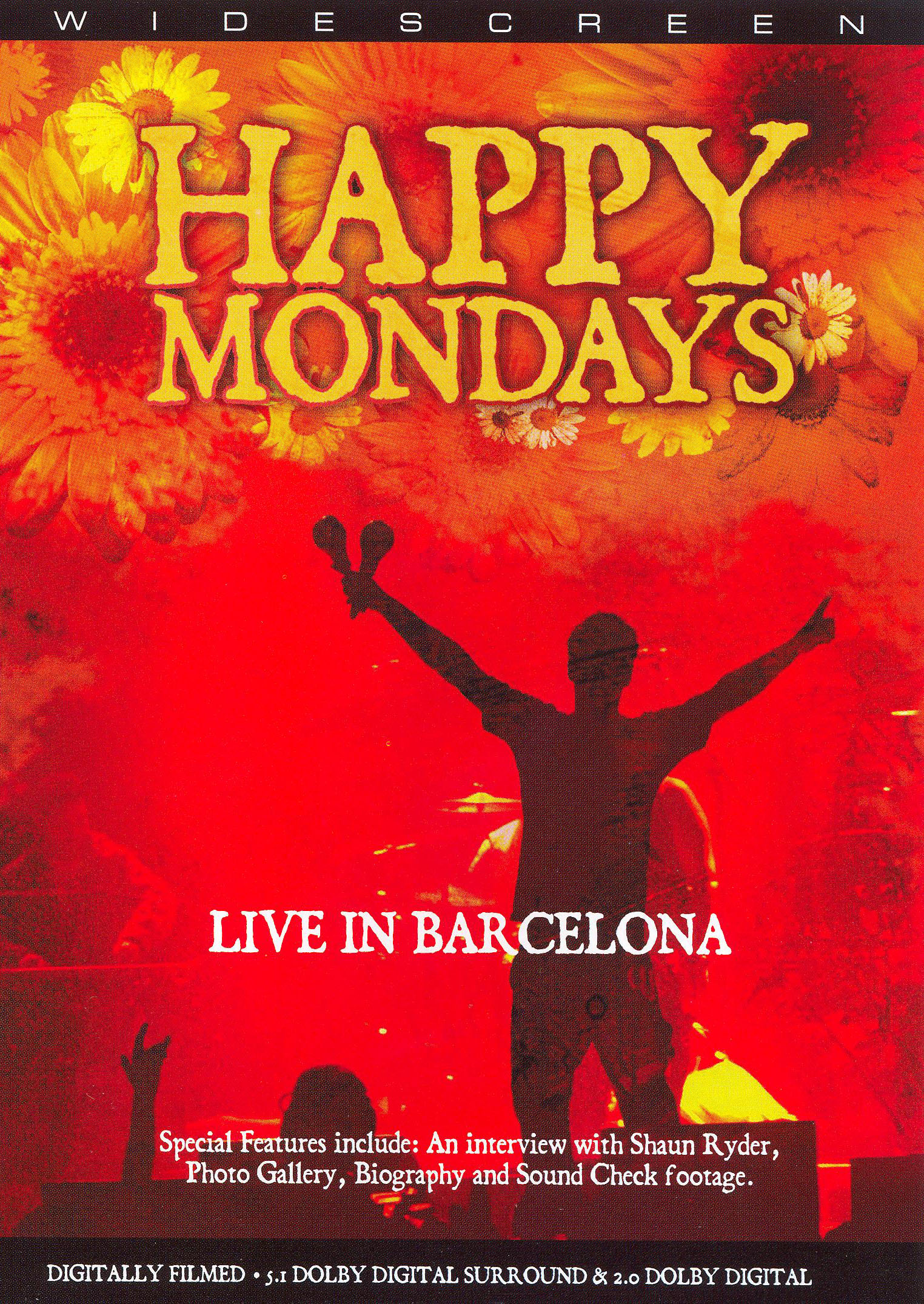 Happy Mondays: Live in Barcelona