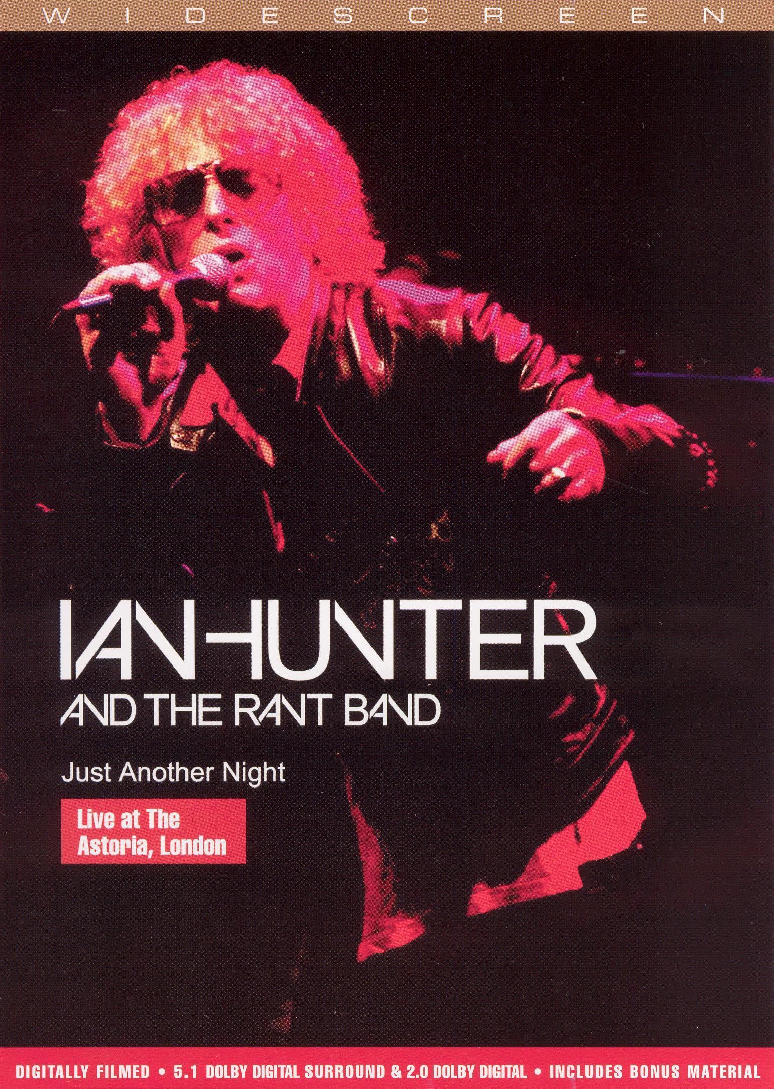 Ian Hunter: Just Another Night: Live at Astoria