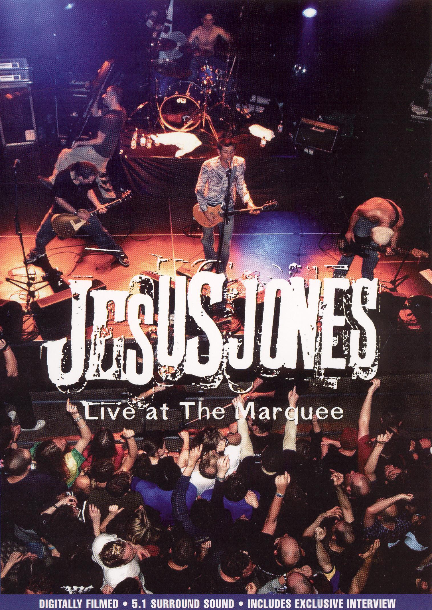 Jesus Jones: Live at the Marquee