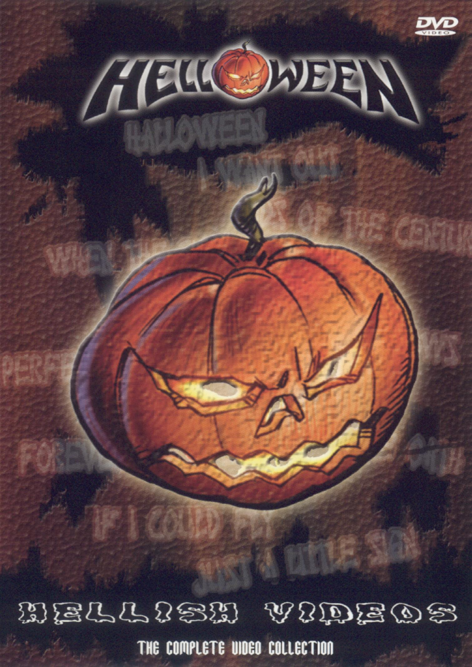 Helloween: Hellish Videos - The Complete Video Collection