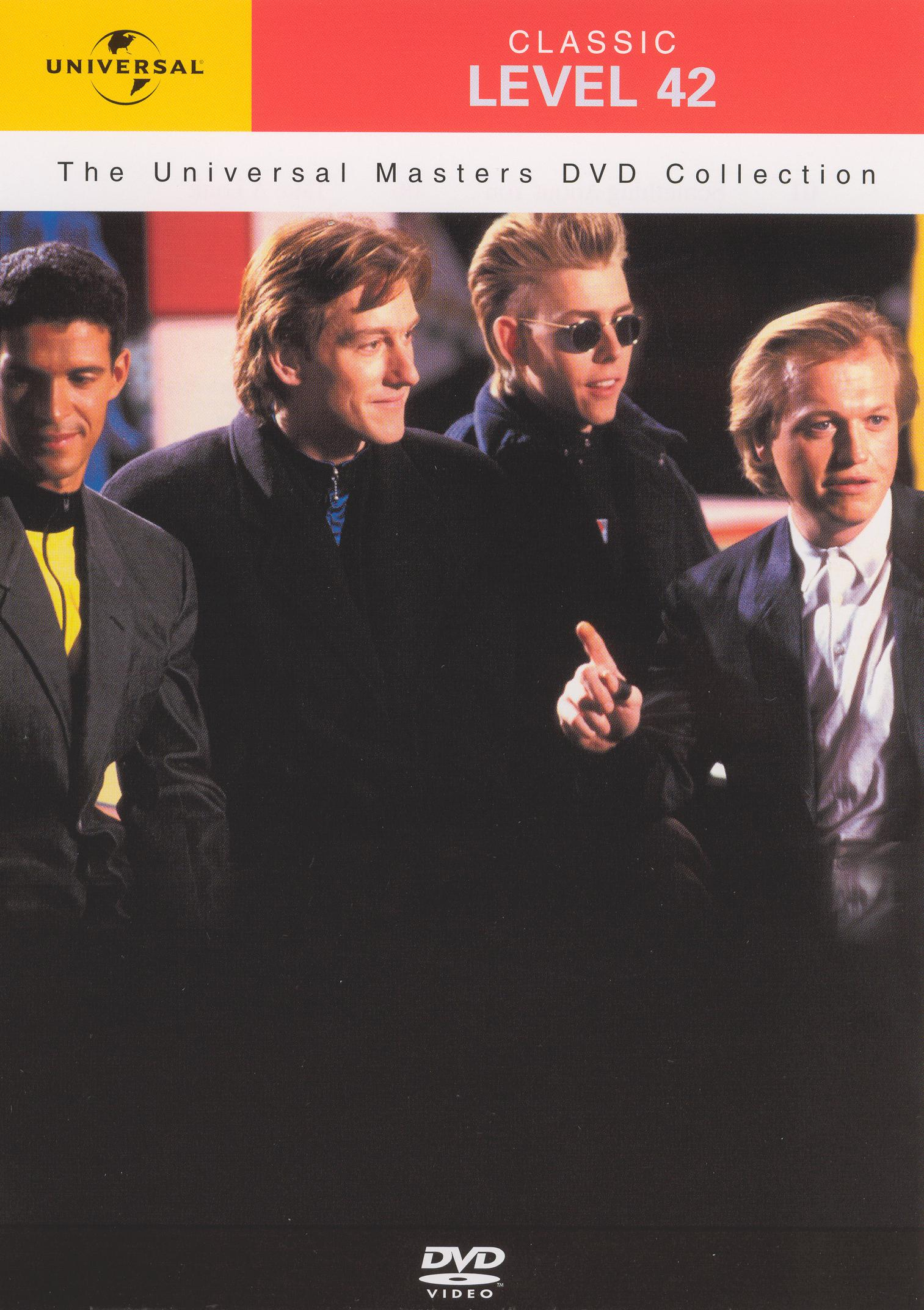 Universal Masters Collection: Level 42