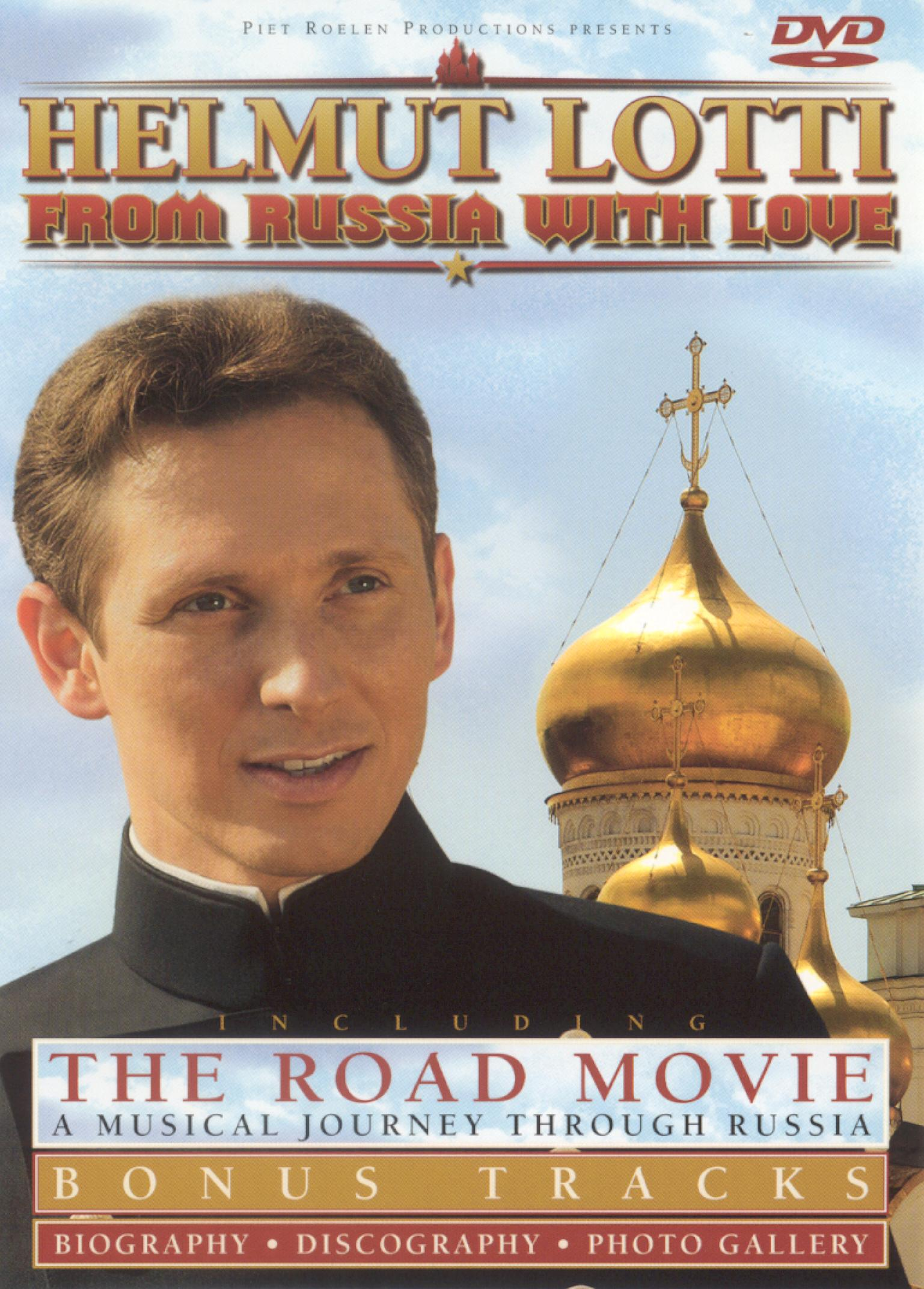 Helmut Lotti: From Russia With Love