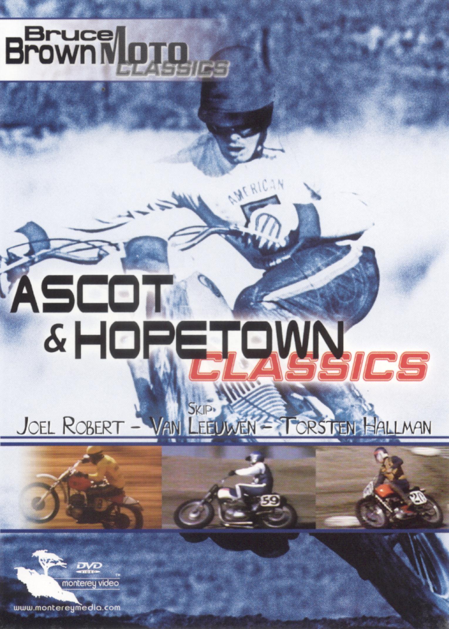 Bruce Brown Moto Classics: Ascot and Hoptetown Classics