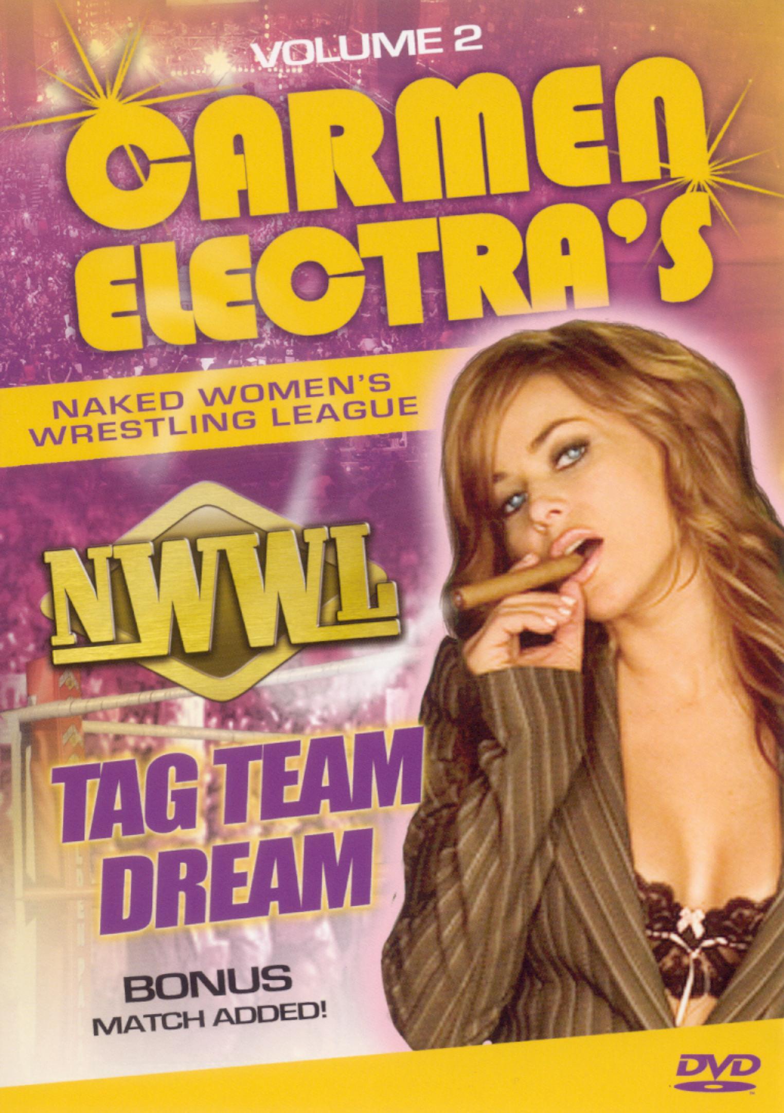 Carmen Electra's NWWL, Vol. 2: Tag-Team Dream