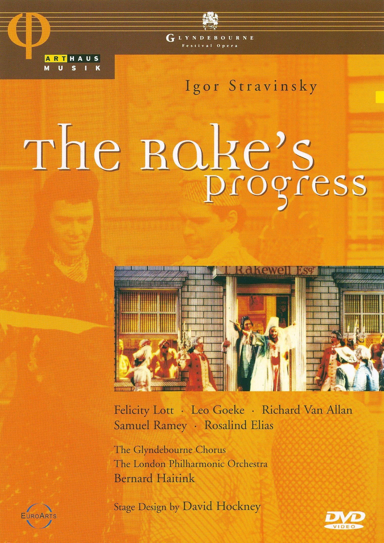 Stravinski: The Rake's Progress