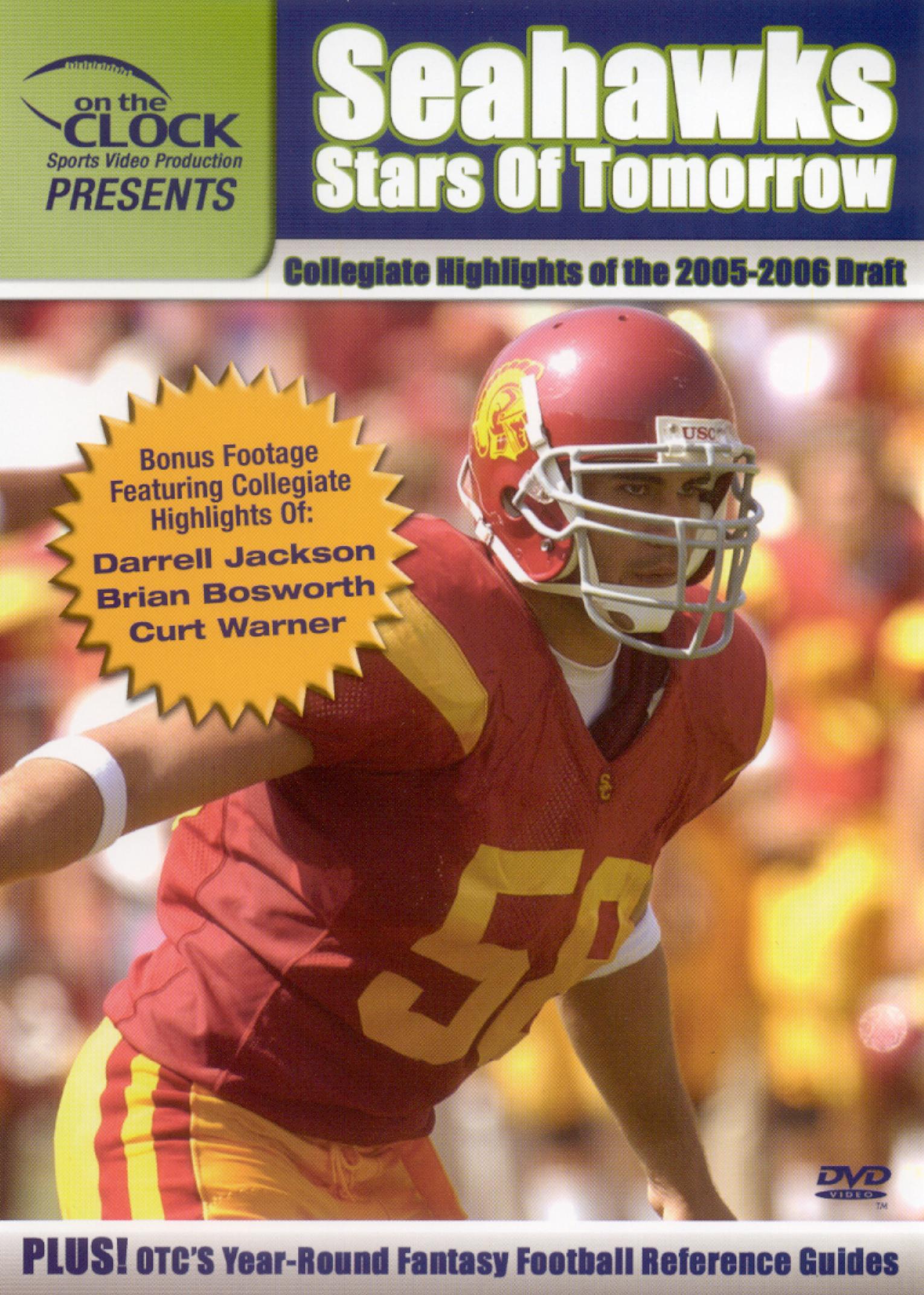 On the Clock Presents: Seahawks - 2005 Draft Picks Collegiate Highlights