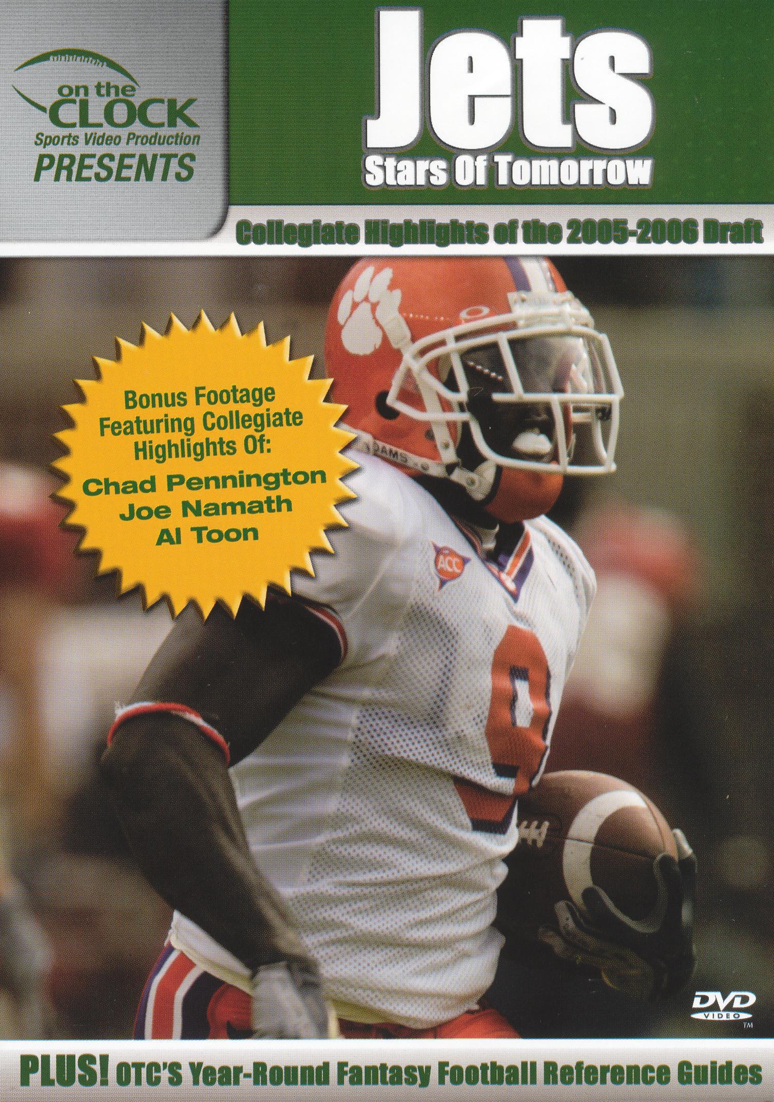 On the Clock Presents: Jets - 2005 Draft Picks Collegiate Highlights