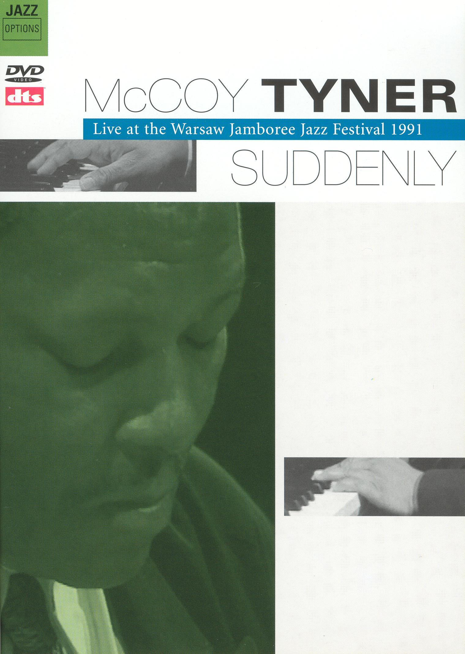 McCoy Tyner: Suddenly
