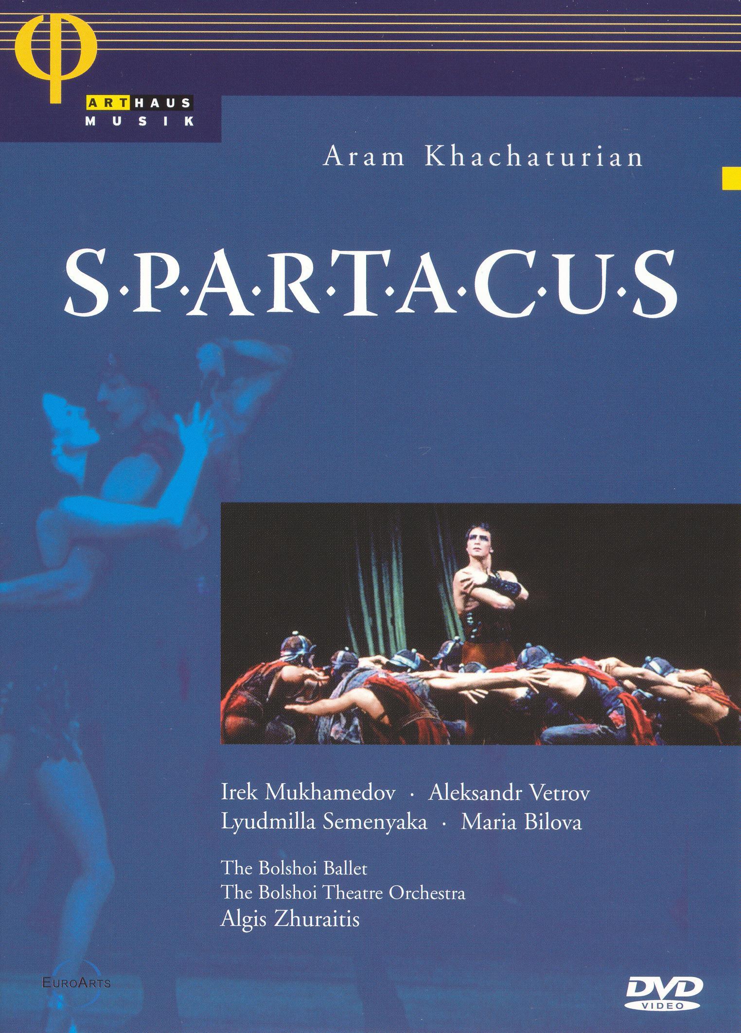 Spartacus (Bolshoi Ballet)