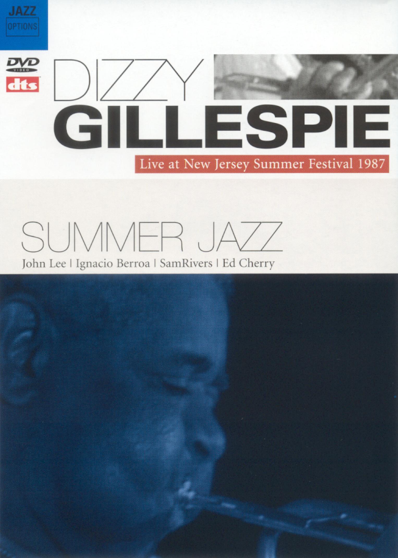 Dizzy Gillespie: Summer Jazz - Live at New Jersey Summer Festival