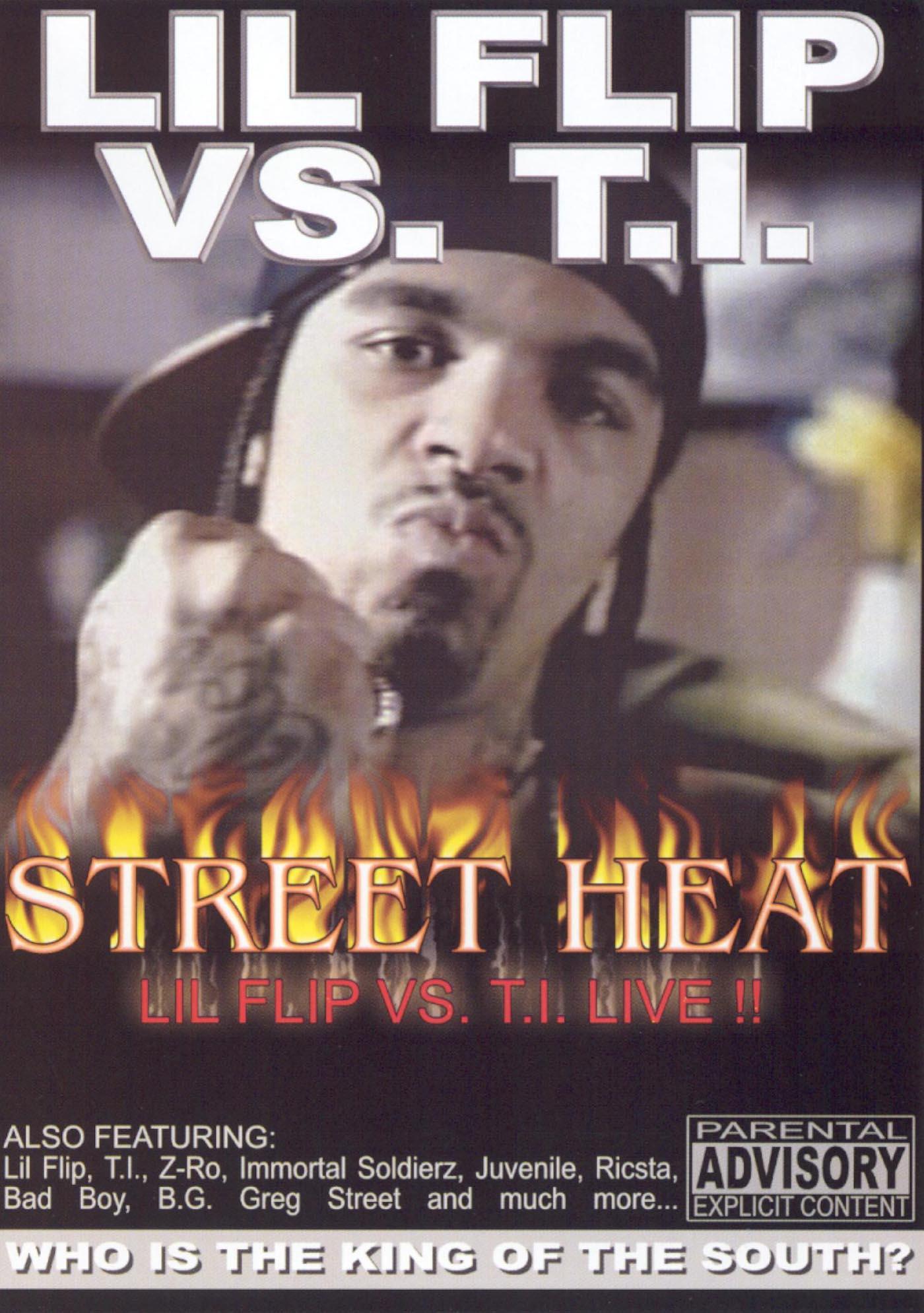 Street Heat: Lil Flip Vs T.I.