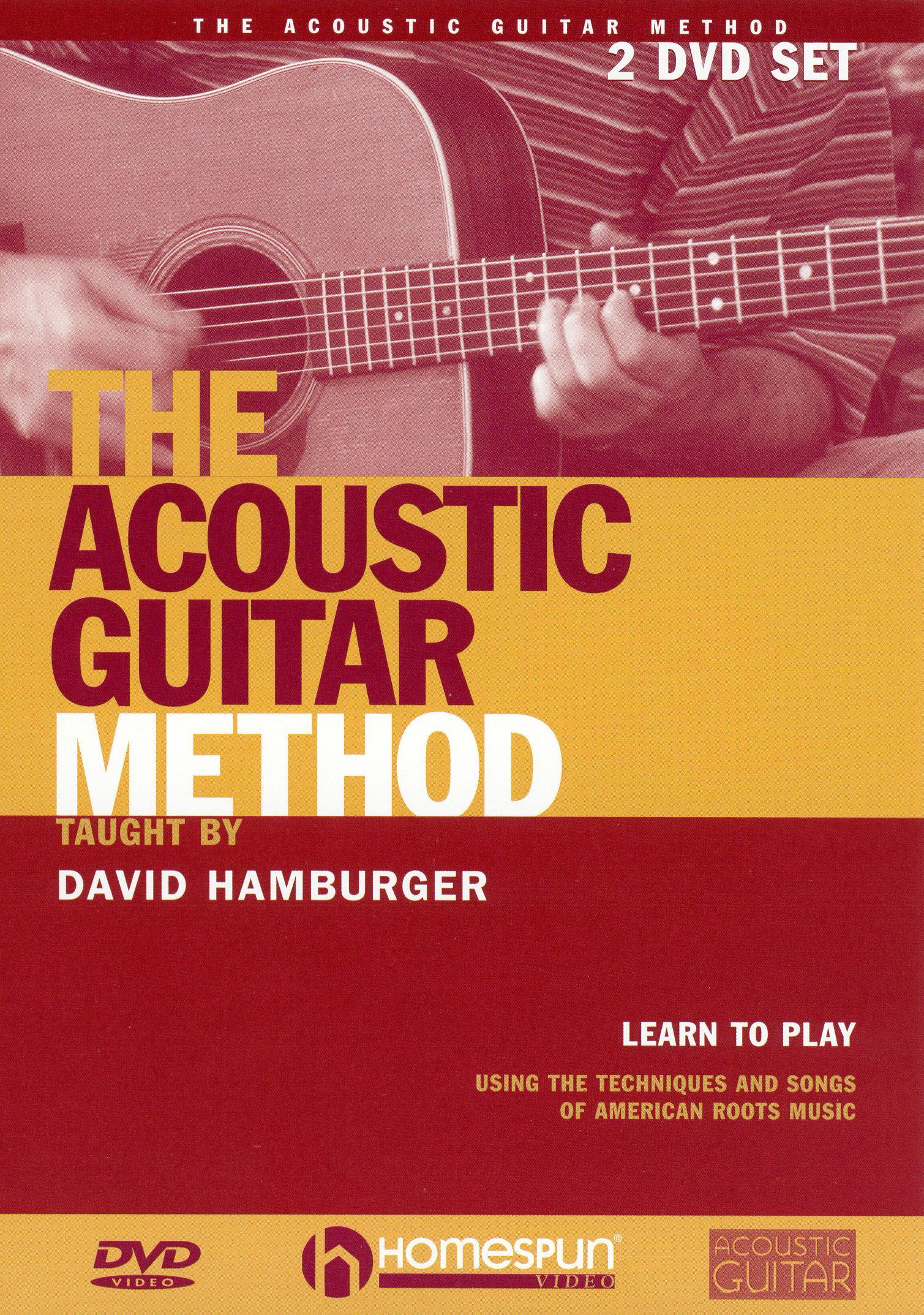 David Hamburger: The Acoustic Guitar Method