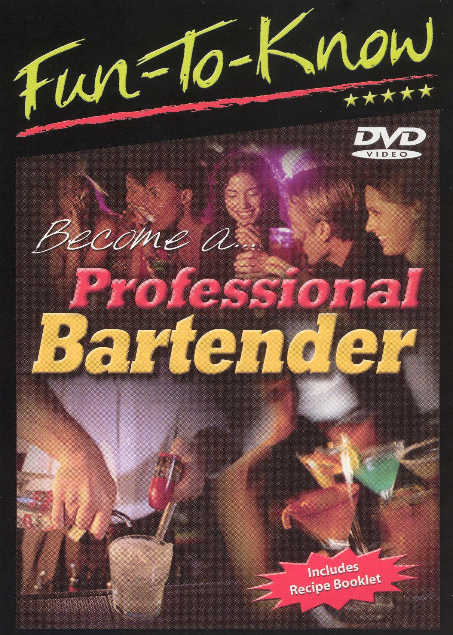 Fun To Know: Become a Professional Bartender