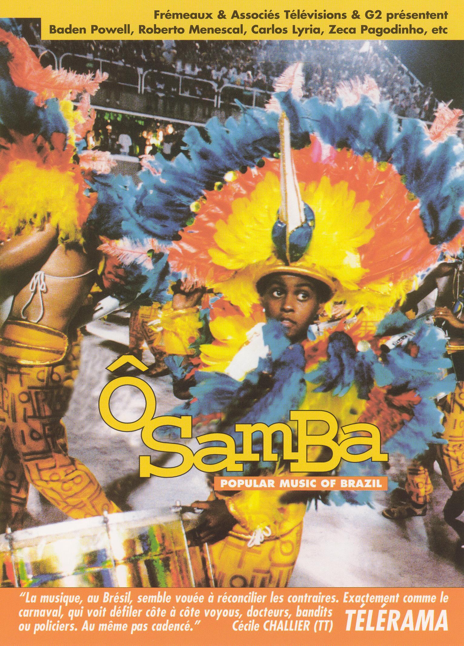 Jean-Claude Guiter: O Samba: Popular Music of Brazil