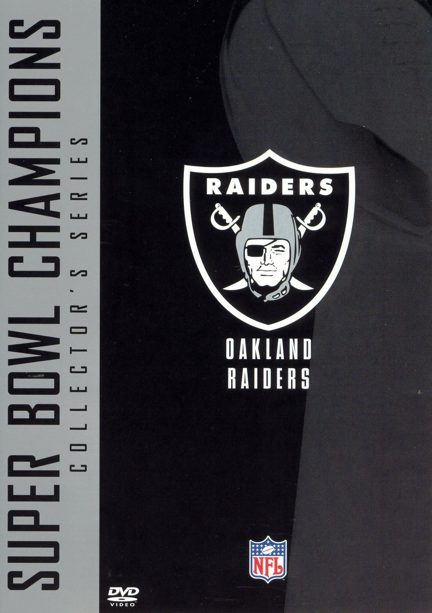 NFL: Super Bowl Champions - Oakland Raiders