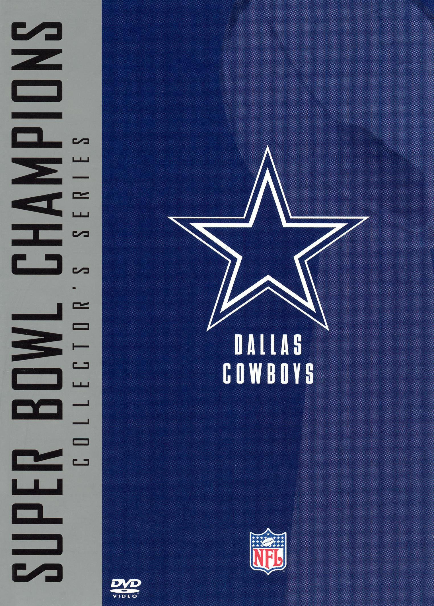 NFL: Super Bowl Champions - Dallas Cowboys