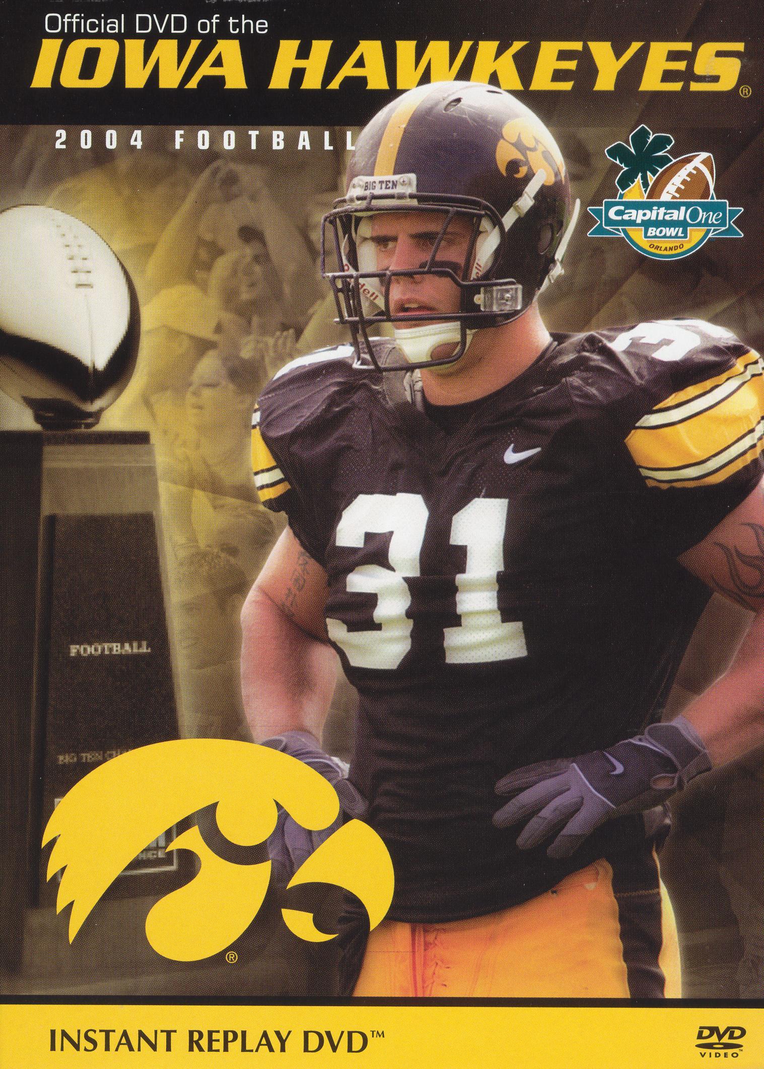 2004 Football Instant Replay: Iowa Hawkeyes