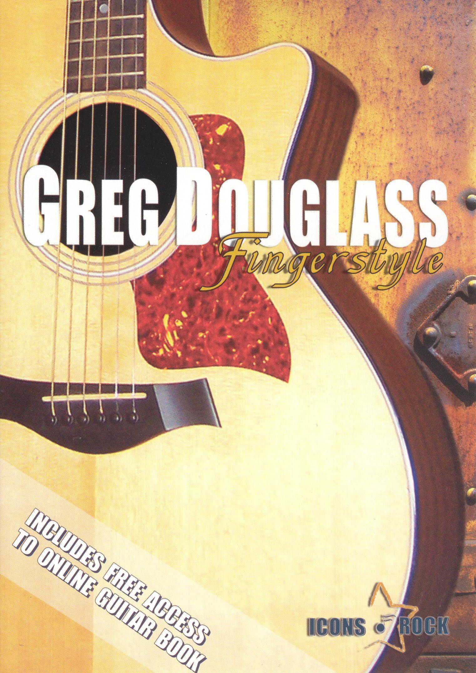 Greg Douglass: Fingerstyle
