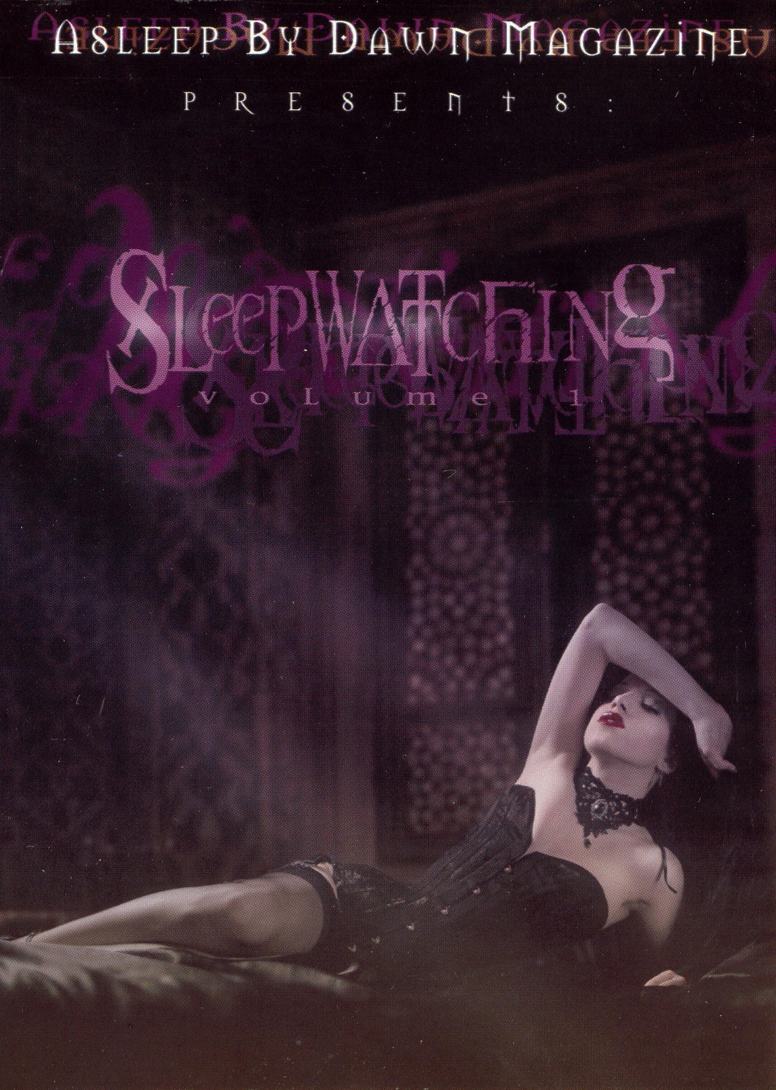 Asleep by Dawn: Sleepwatching, Vol. 1