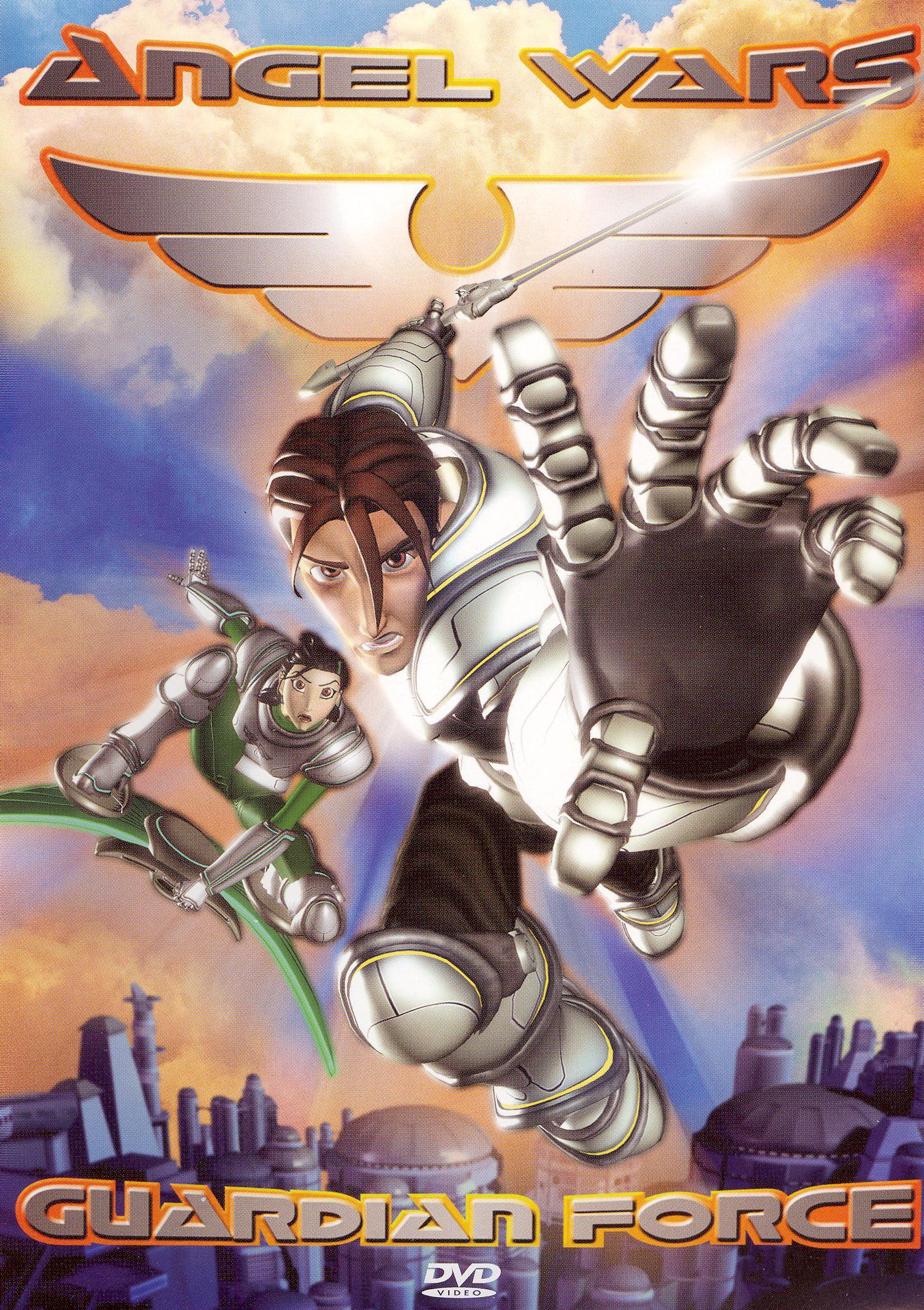 Angel Wars: Guardian Force