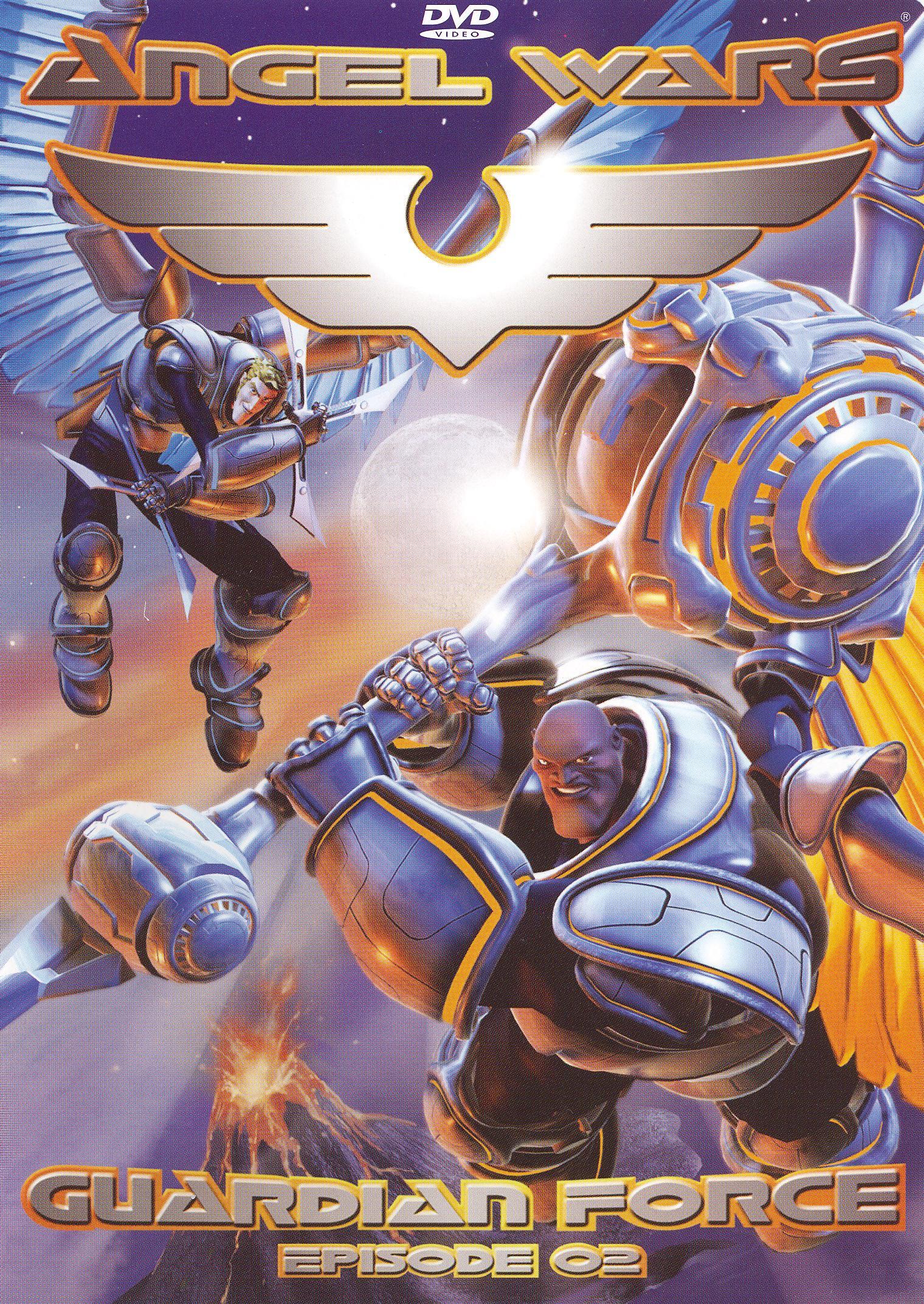 Angel Wars: Guardian Force 2