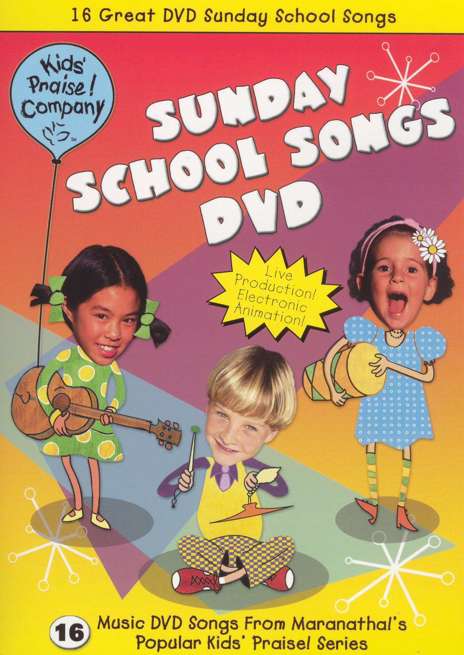 Kids Praise: Sunday School Songs
