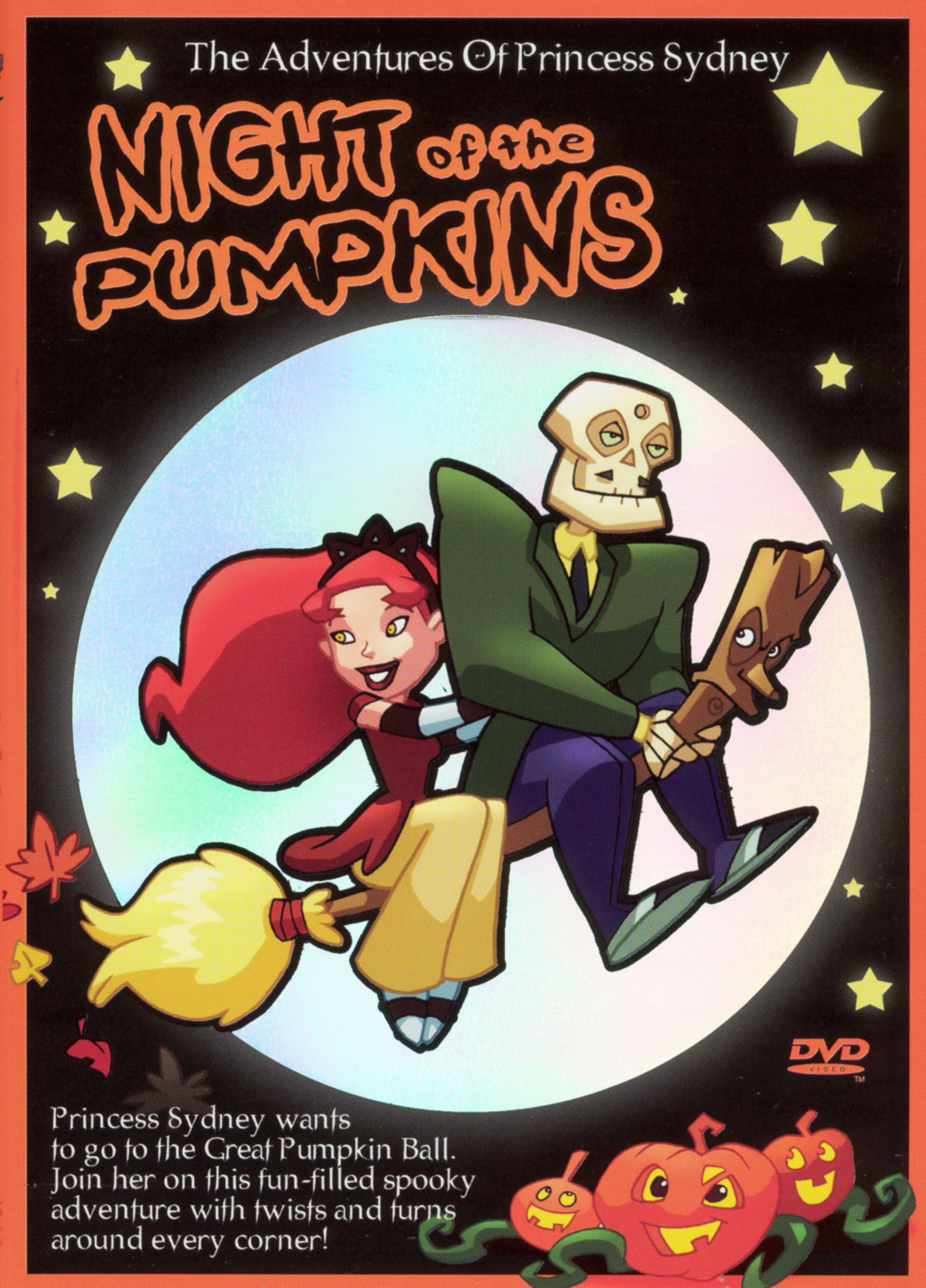 Night of the Pumpkins: The Adventures of Princess