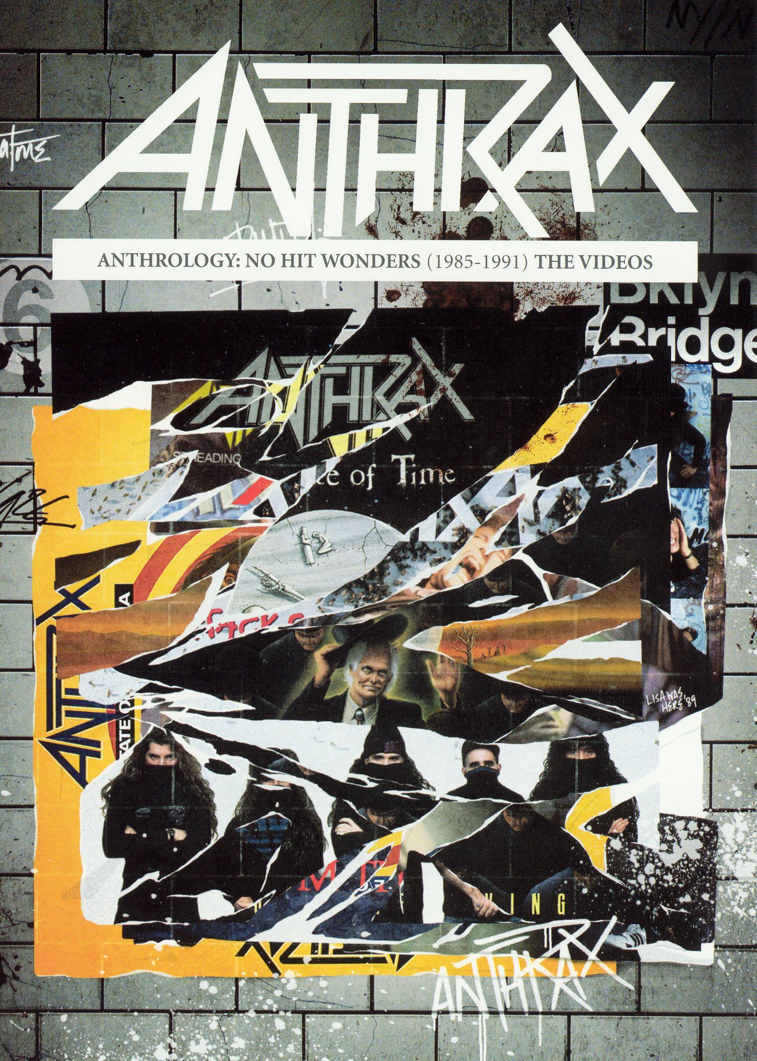 Anthrax: Anthrology - No Hit Wonders 1985-1991