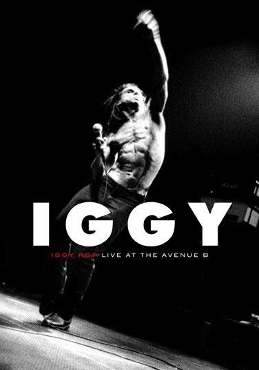 Iggy Pop: Live at the Avenue B