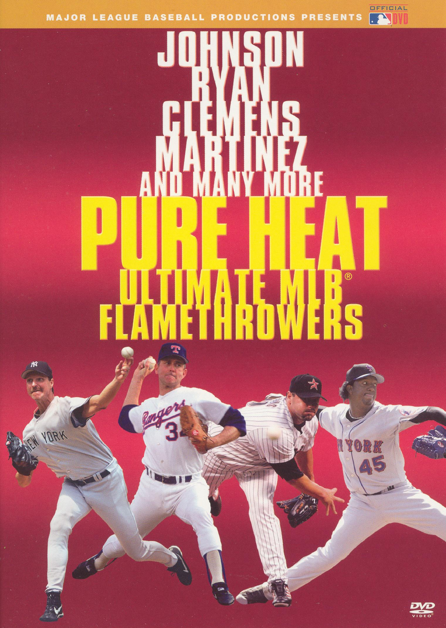 MLB: Pure Heat - Ultimate MLB Flamethrowers