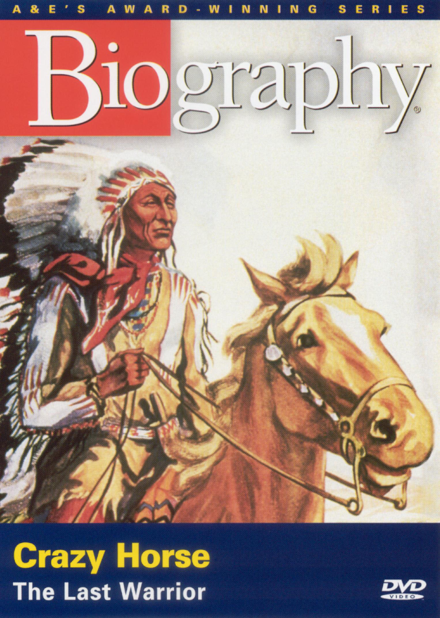 a biography of crazy horse A biography which looks back across more than 120 years at the life and death of the great sioux warrior crazy horse, who became a reluctant leader at the battle of little big horn and.