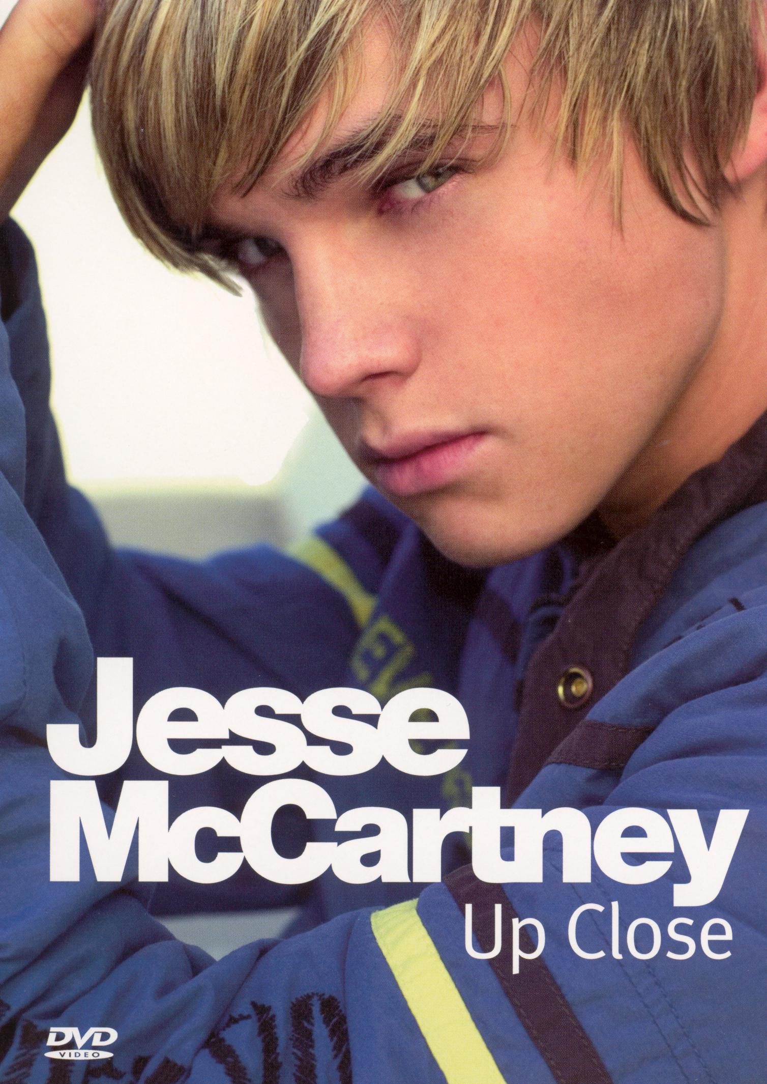 Jesse McCartney: Up Close